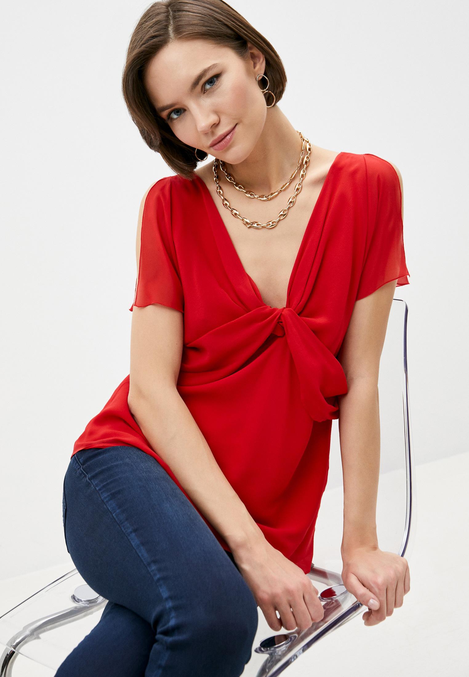 Блуза Patrizia Pepe (Патриция Пепе) 2C0978 A620 R522