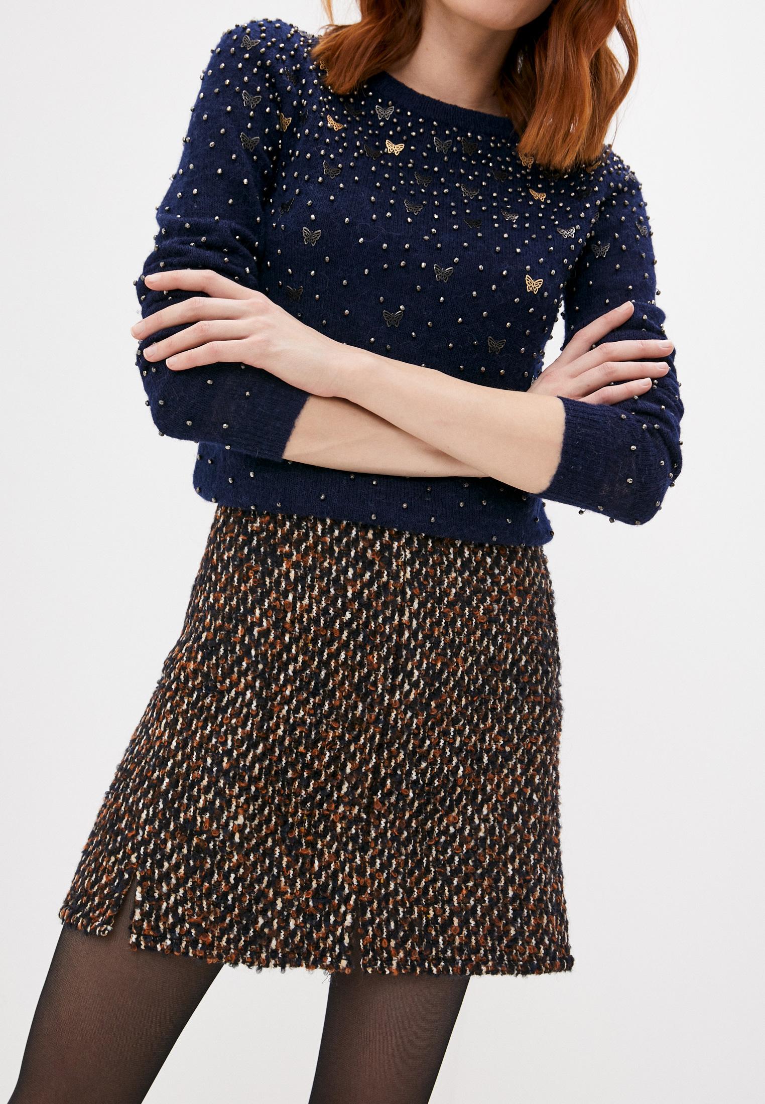 Широкая юбка Patrizia Pepe (Патриция Пепе) 2G0649 A2GM H290: изображение 1
