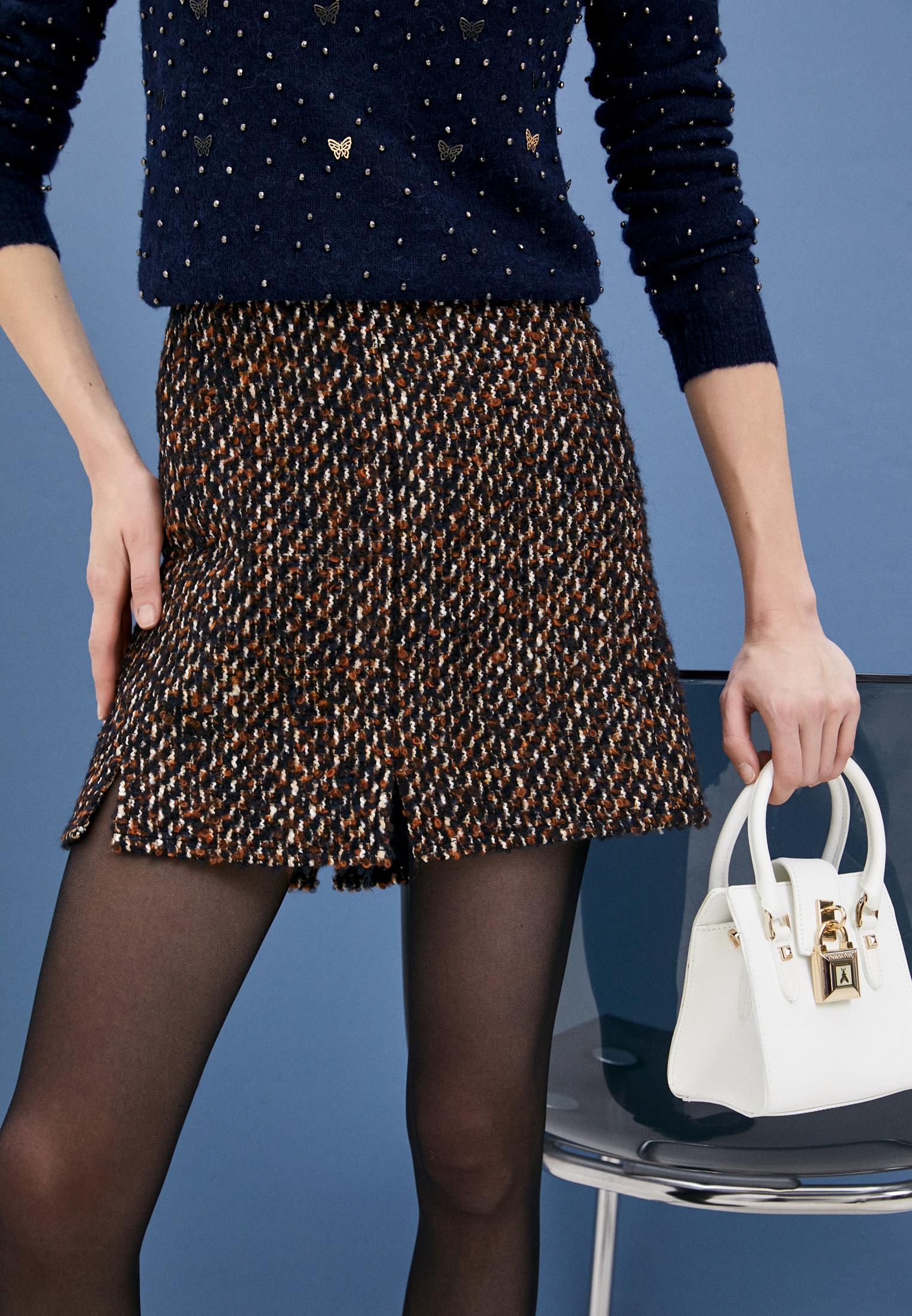 Широкая юбка Patrizia Pepe (Патриция Пепе) 2G0649 A2GM H290: изображение 2