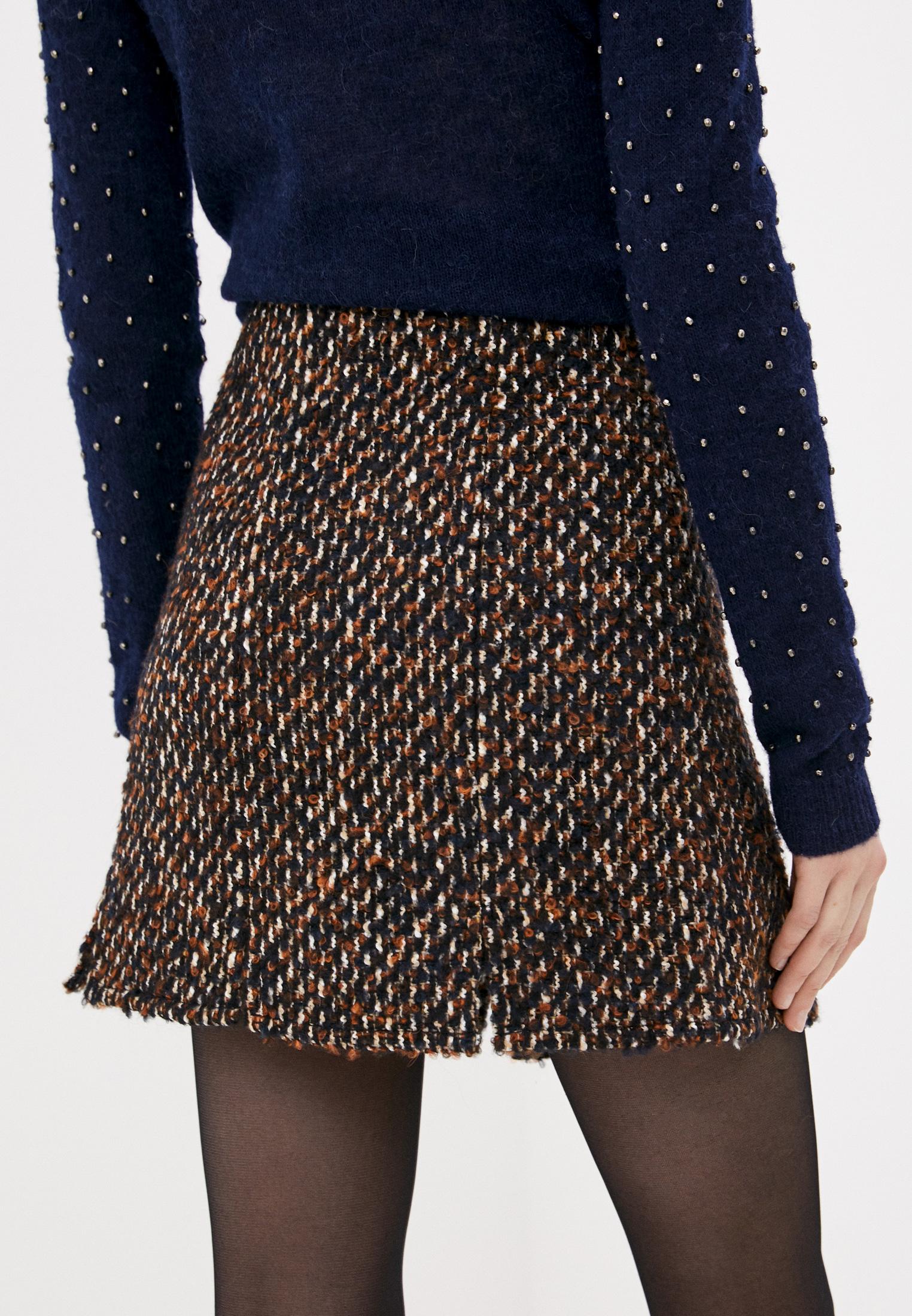 Широкая юбка Patrizia Pepe (Патриция Пепе) 2G0649 A2GM H290: изображение 4