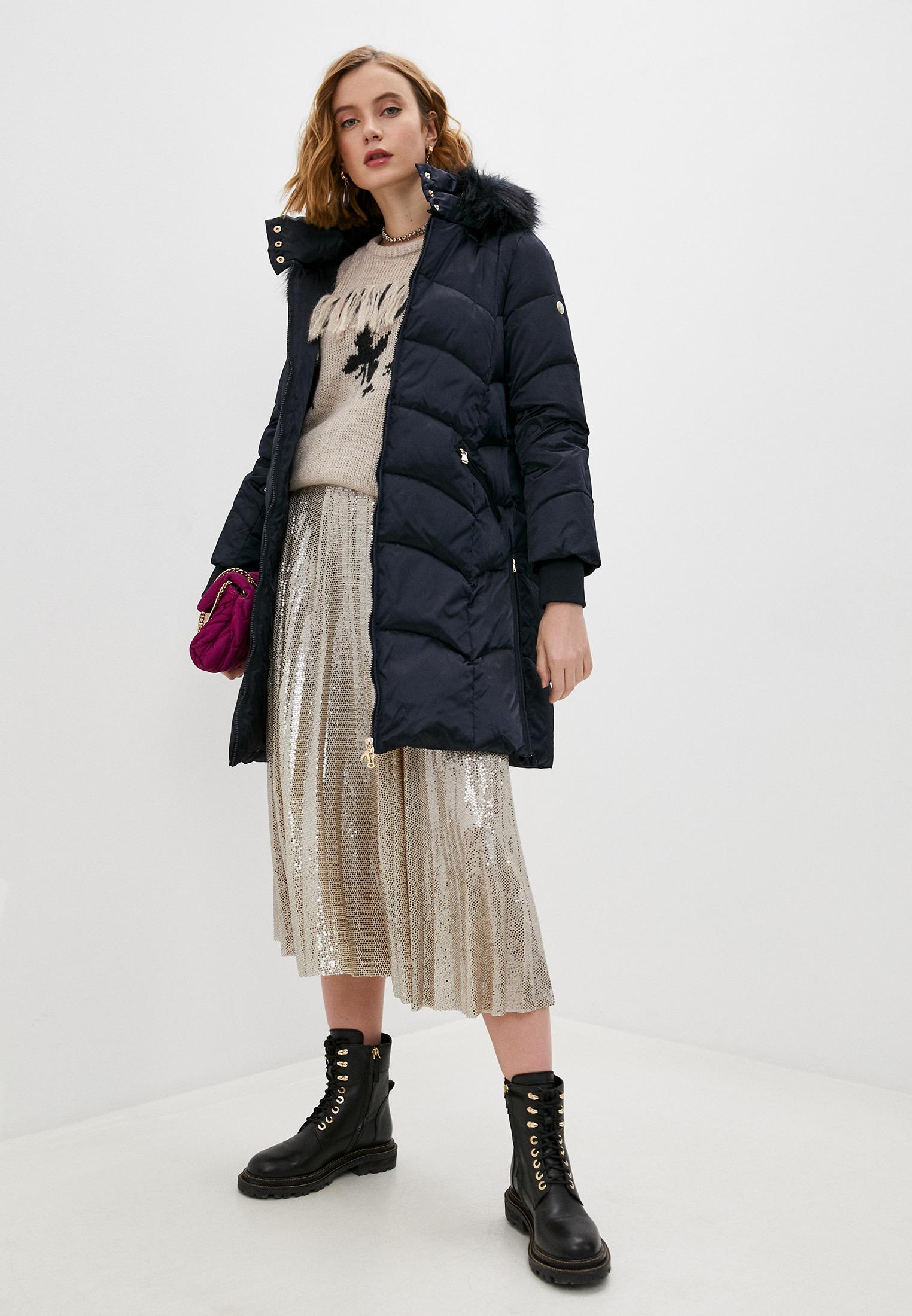 Утепленная куртка Patrizia Pepe (Патриция Пепе) 2S1215 AR78A C475: изображение 3