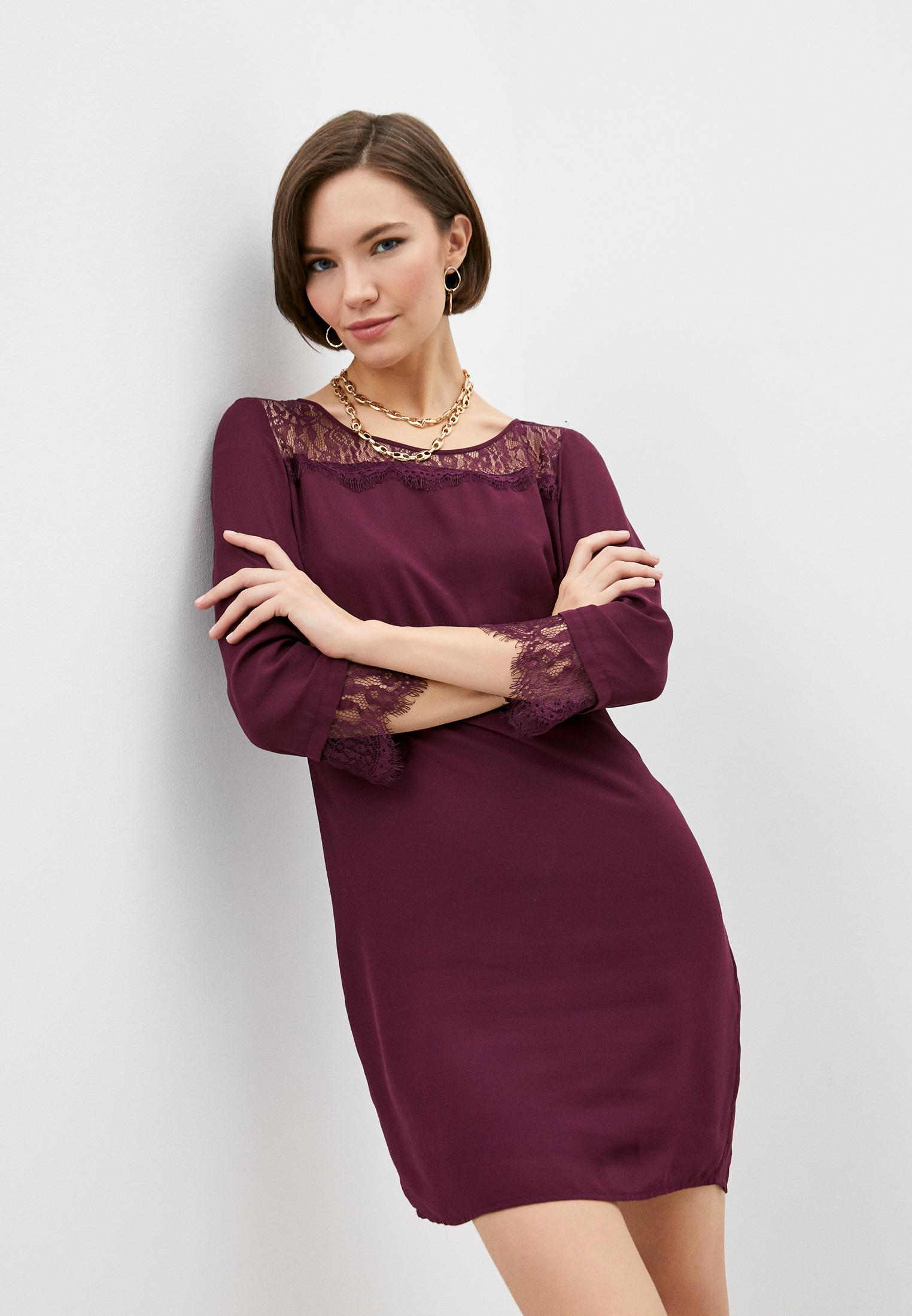 Повседневное платье Patrizia Pepe 8A0374 A840 M299
