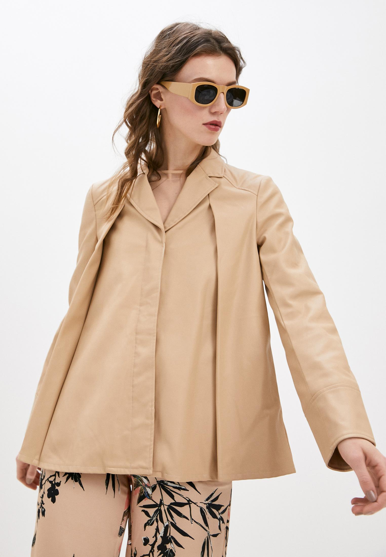 Кожаная куртка Patrizia Pepe (Патриция Пепе) 8L0118 A1DZ B524