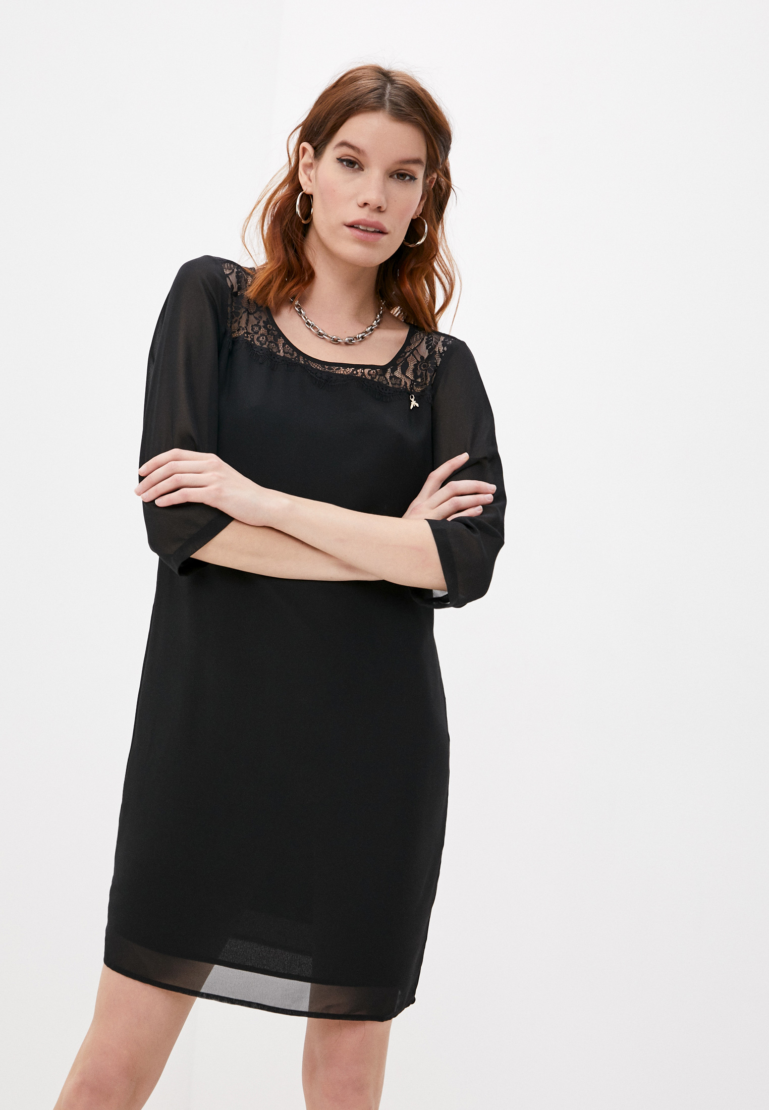 Повседневное платье Patrizia Pepe (Патриция Пепе) DA0374 AA76 K103: изображение 1