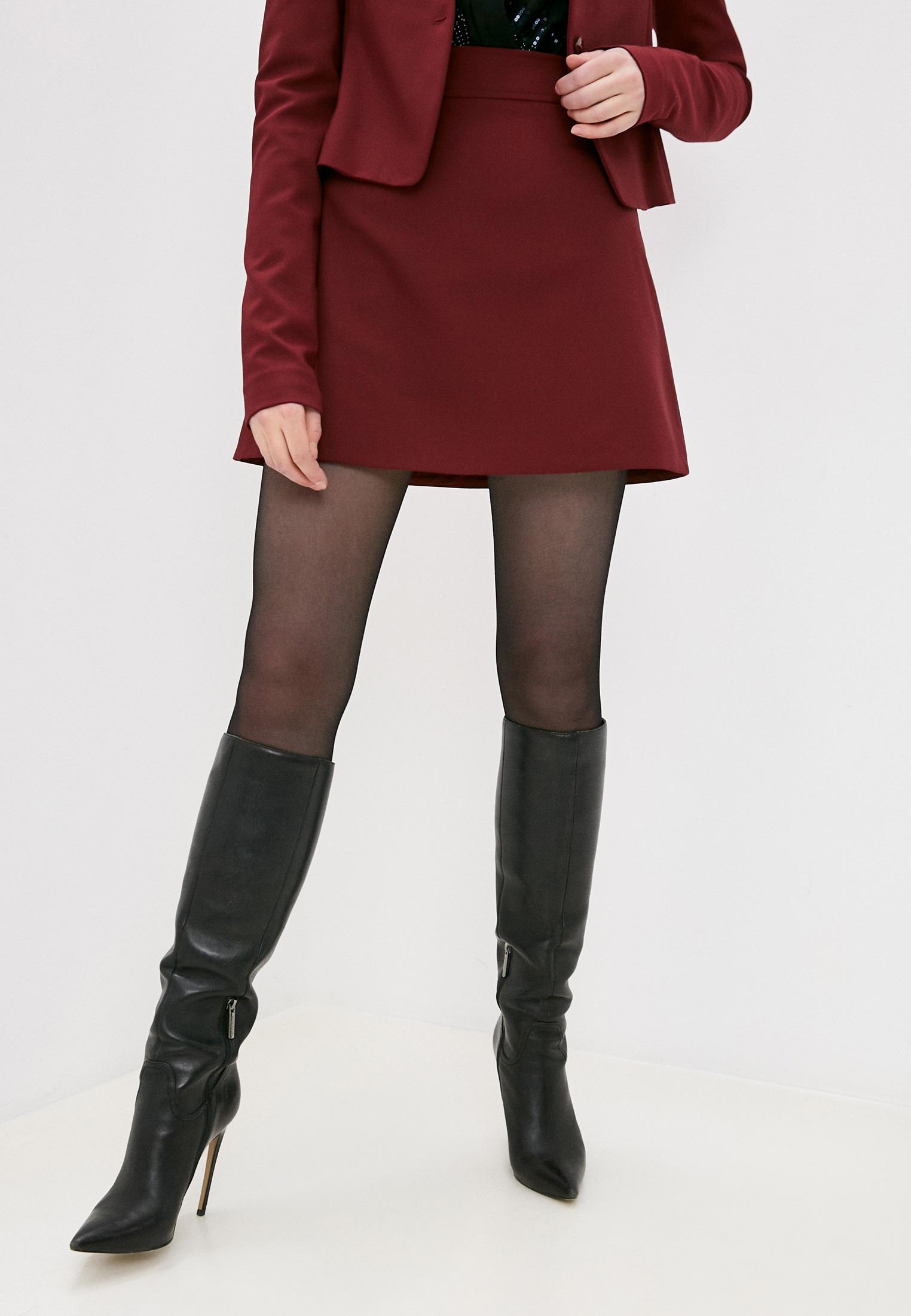 Широкая юбка Patrizia Pepe (Патриция Пепе) DG0585 A43 B544