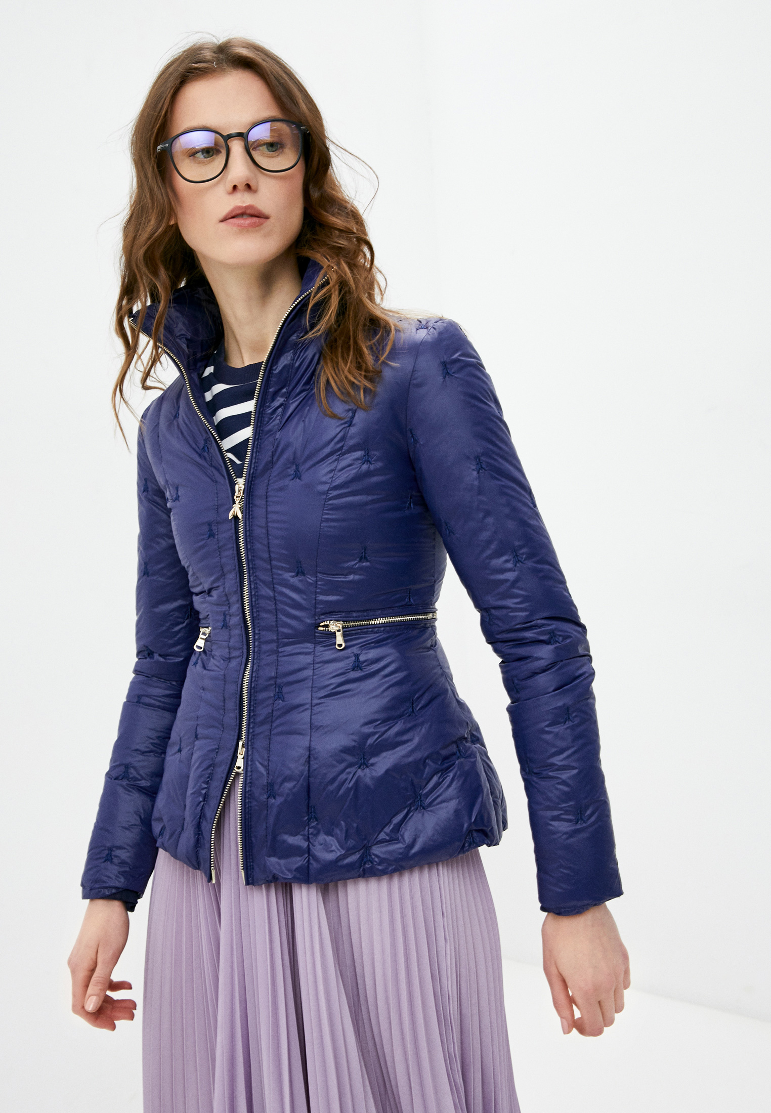 Утепленная куртка Patrizia Pepe (Патриция Пепе) 8S0349 A8N1