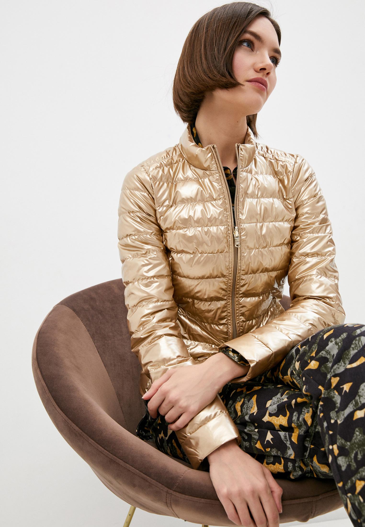 Утепленная куртка Patrizia Pepe (Патриция Пепе) 8S0178 A8S7