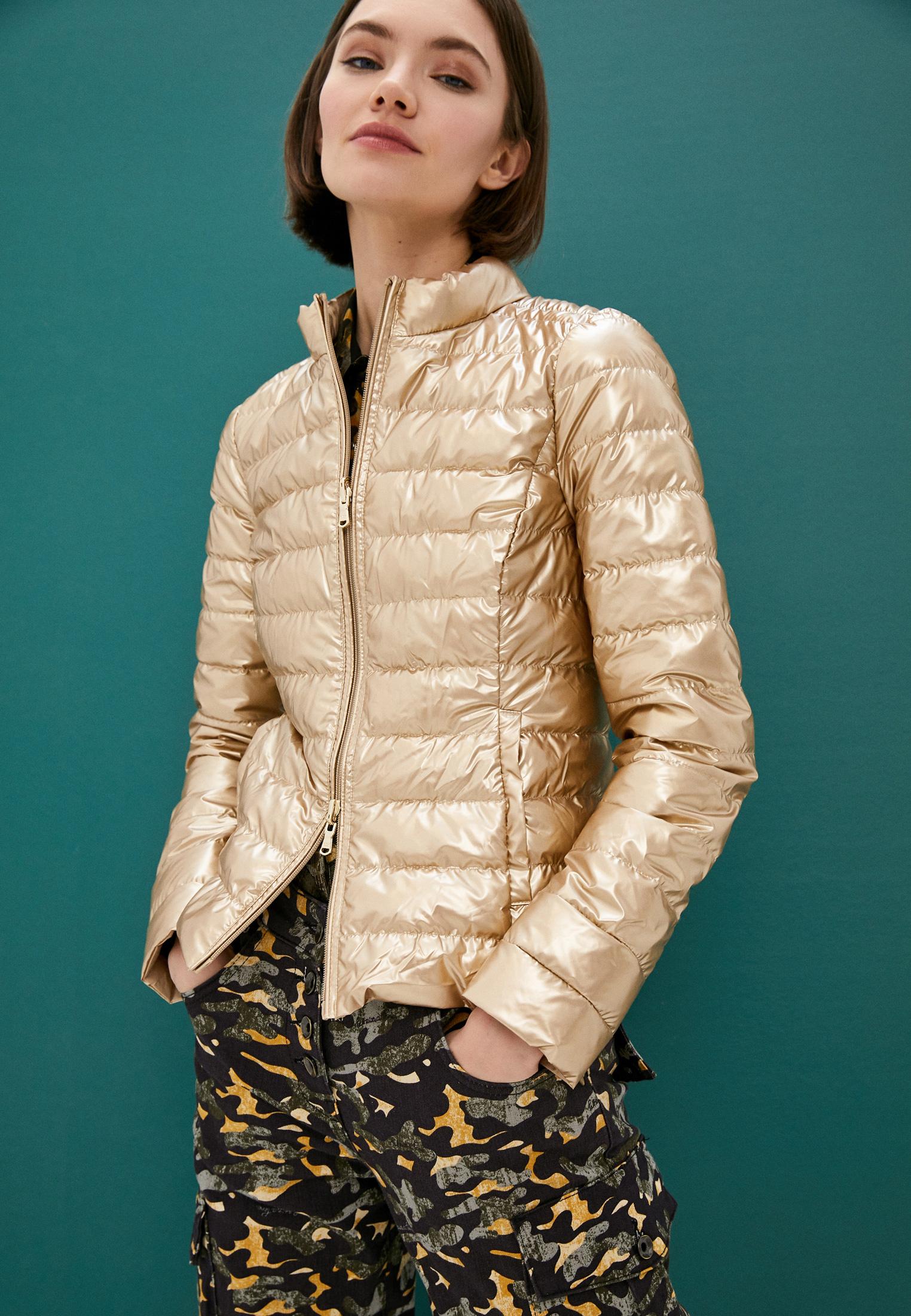 Утепленная куртка Patrizia Pepe (Патриция Пепе) 8S0178 A8S7: изображение 2
