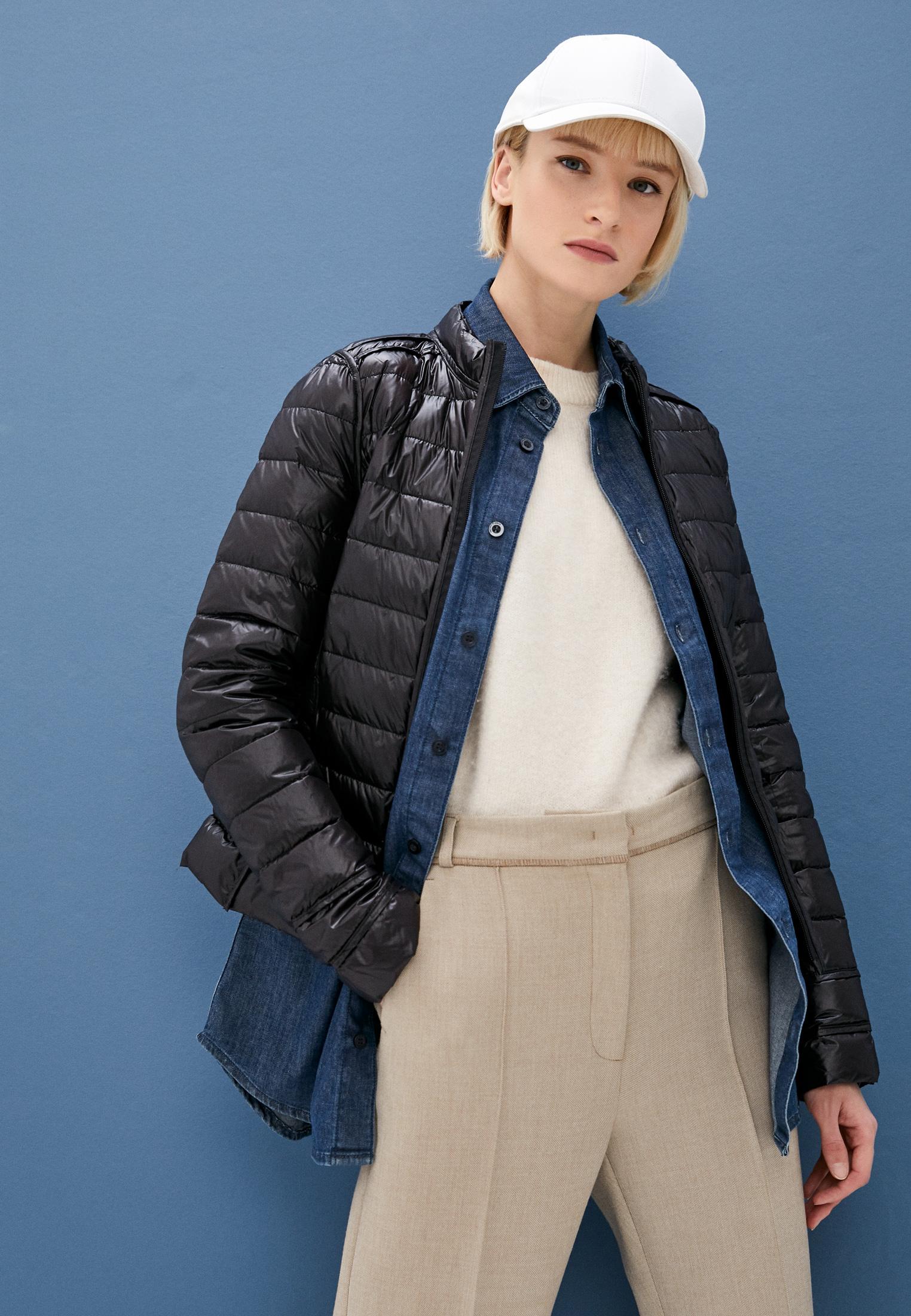 Утепленная куртка Patrizia Pepe (Патриция Пепе) CS0178 A503: изображение 2
