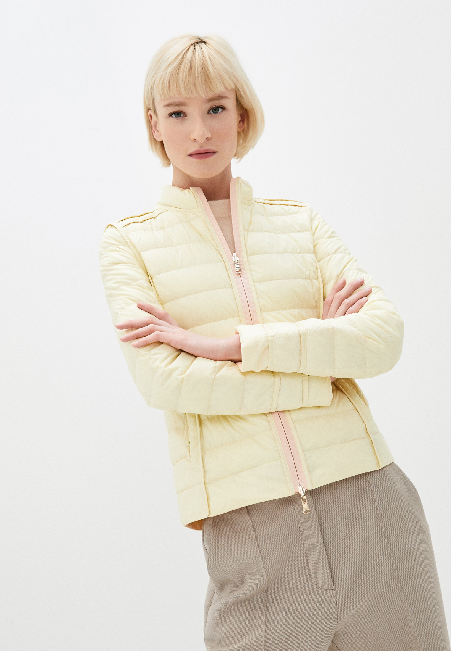 Куртка Patrizia Pepe CS0178 A503