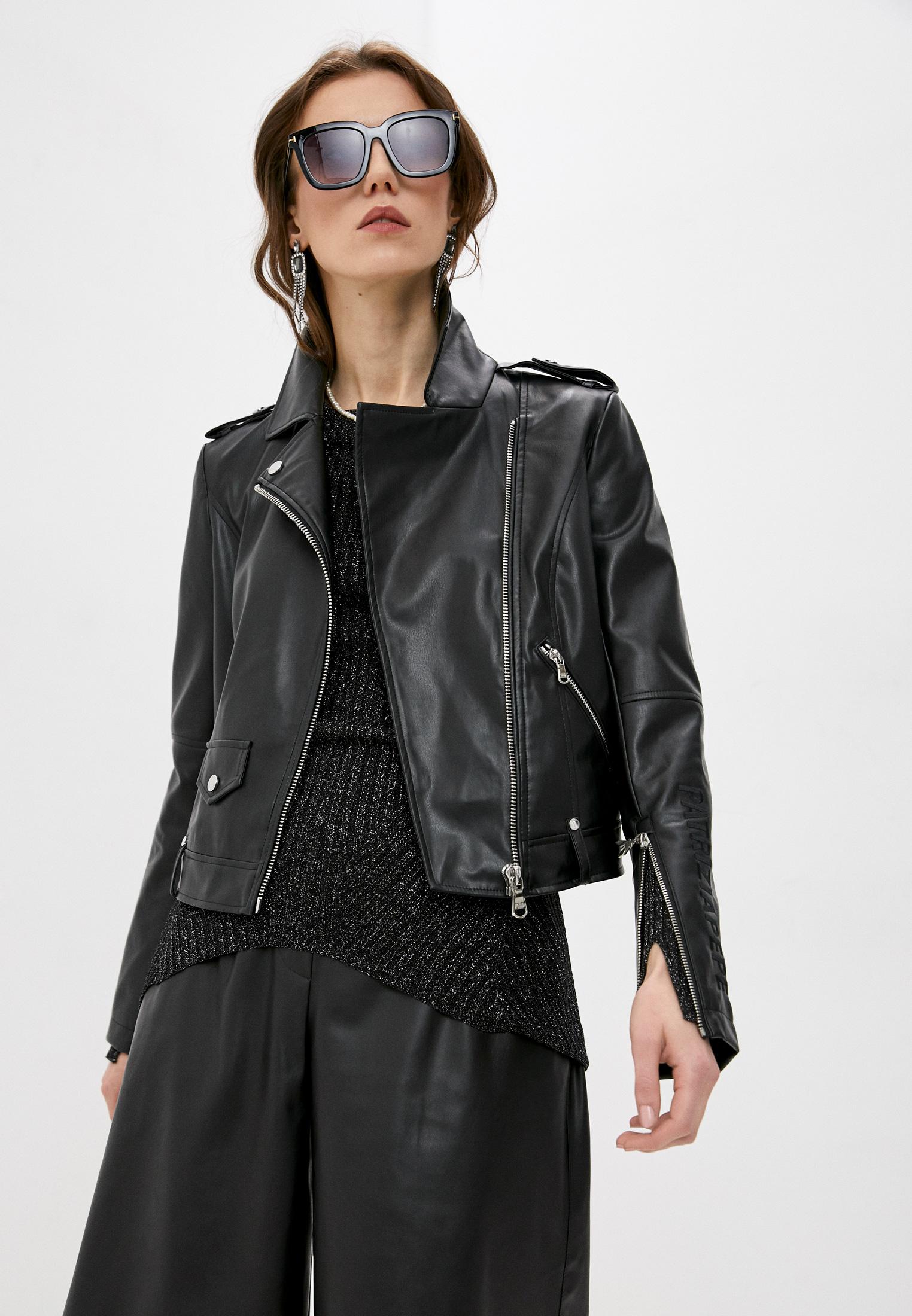 Кожаная куртка Patrizia Pepe (Патриция Пепе) 8L0388 A1DZ