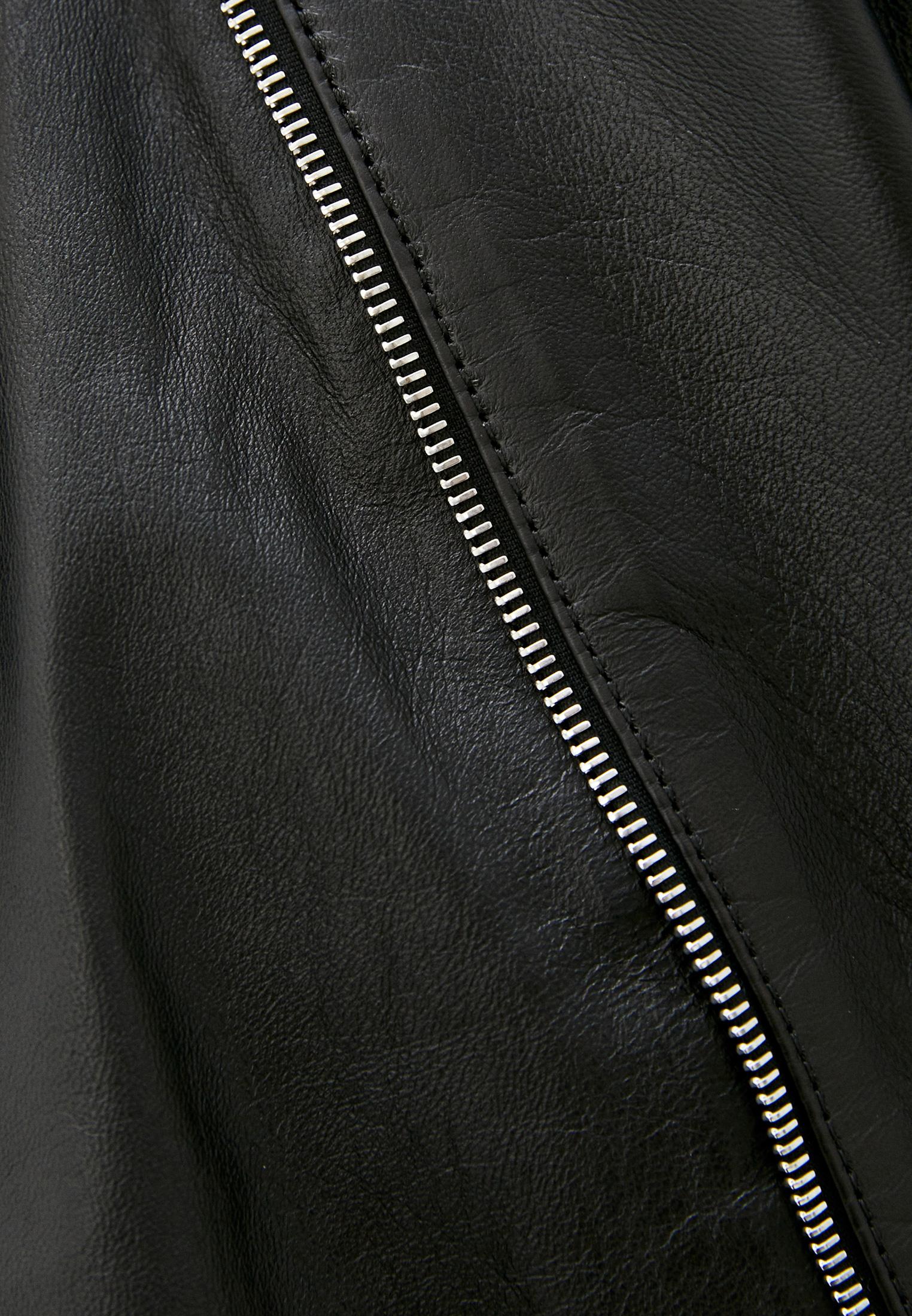 Кожаная куртка Patrizia Pepe (Патриция Пепе) CL0361 A1HZ: изображение 6