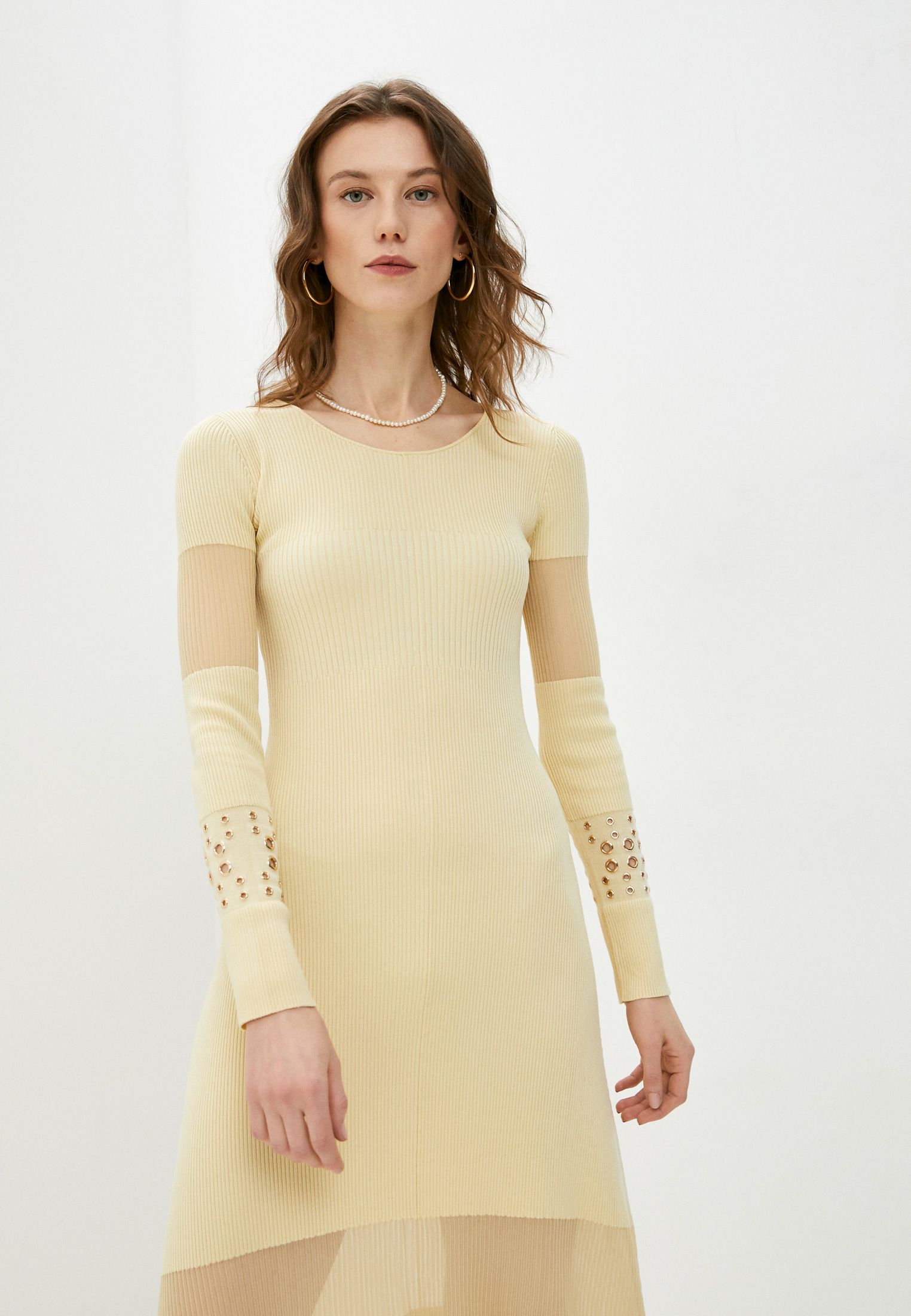 Повседневное платье Patrizia Pepe (Патриция Пепе) 8A0793 A8M8: изображение 3