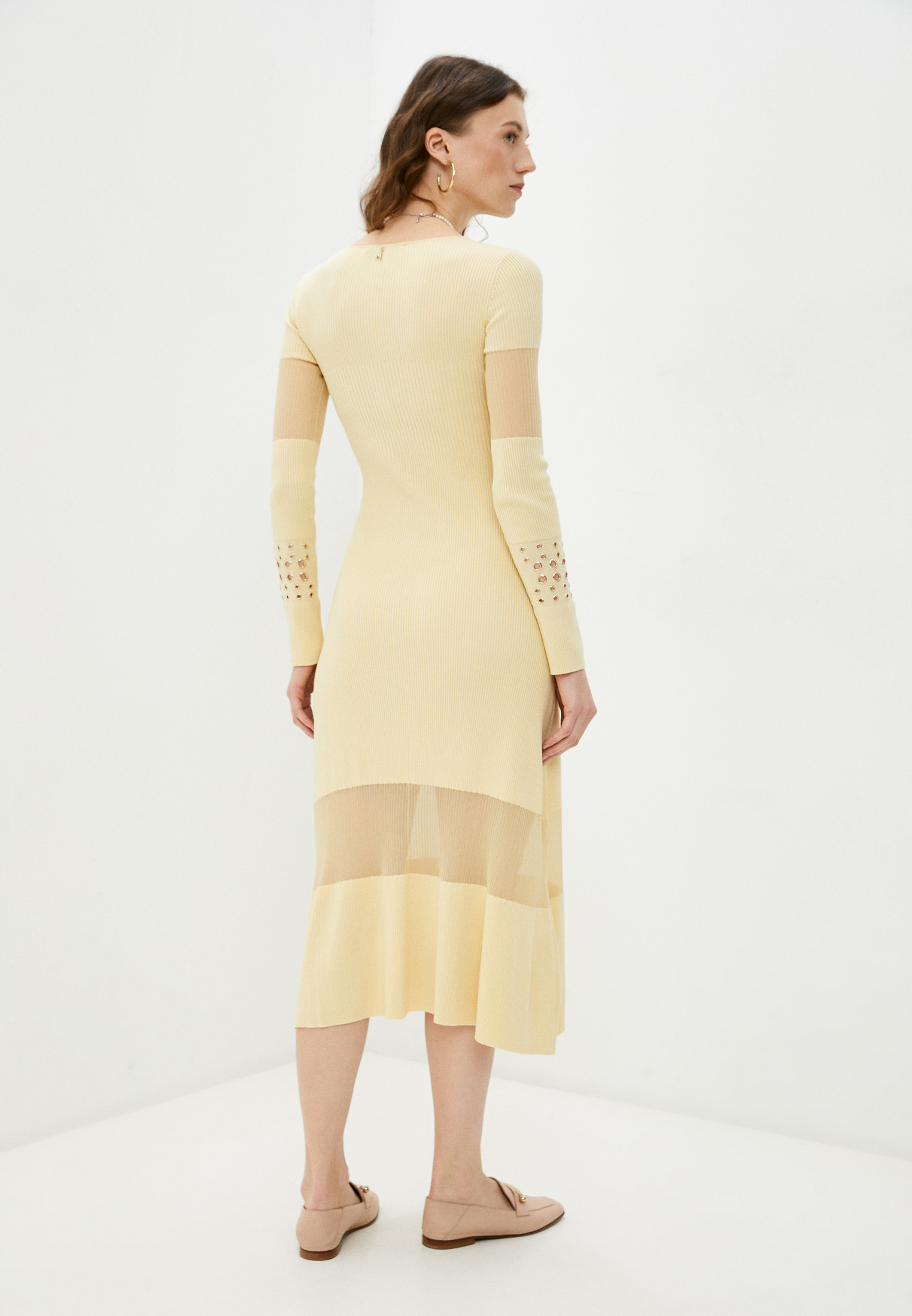 Повседневное платье Patrizia Pepe (Патриция Пепе) 8A0793 A8M8: изображение 4