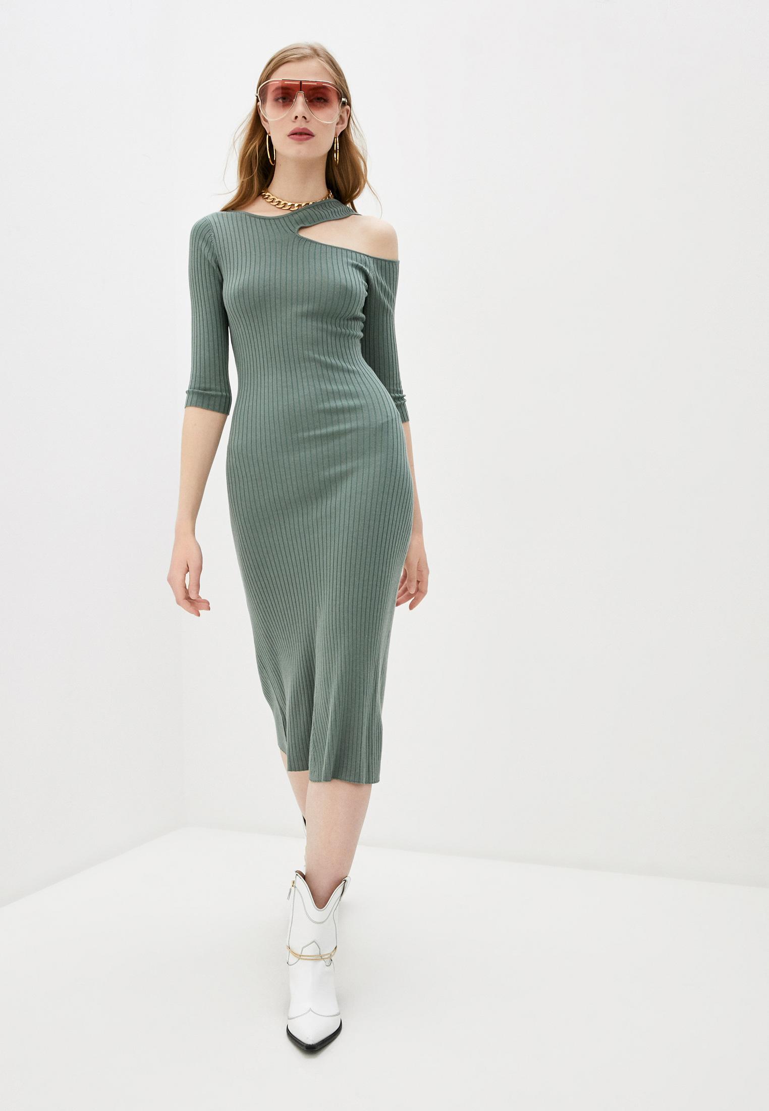 Вязаное платье Patrizia Pepe (Патриция Пепе) 8A0811 A8P0