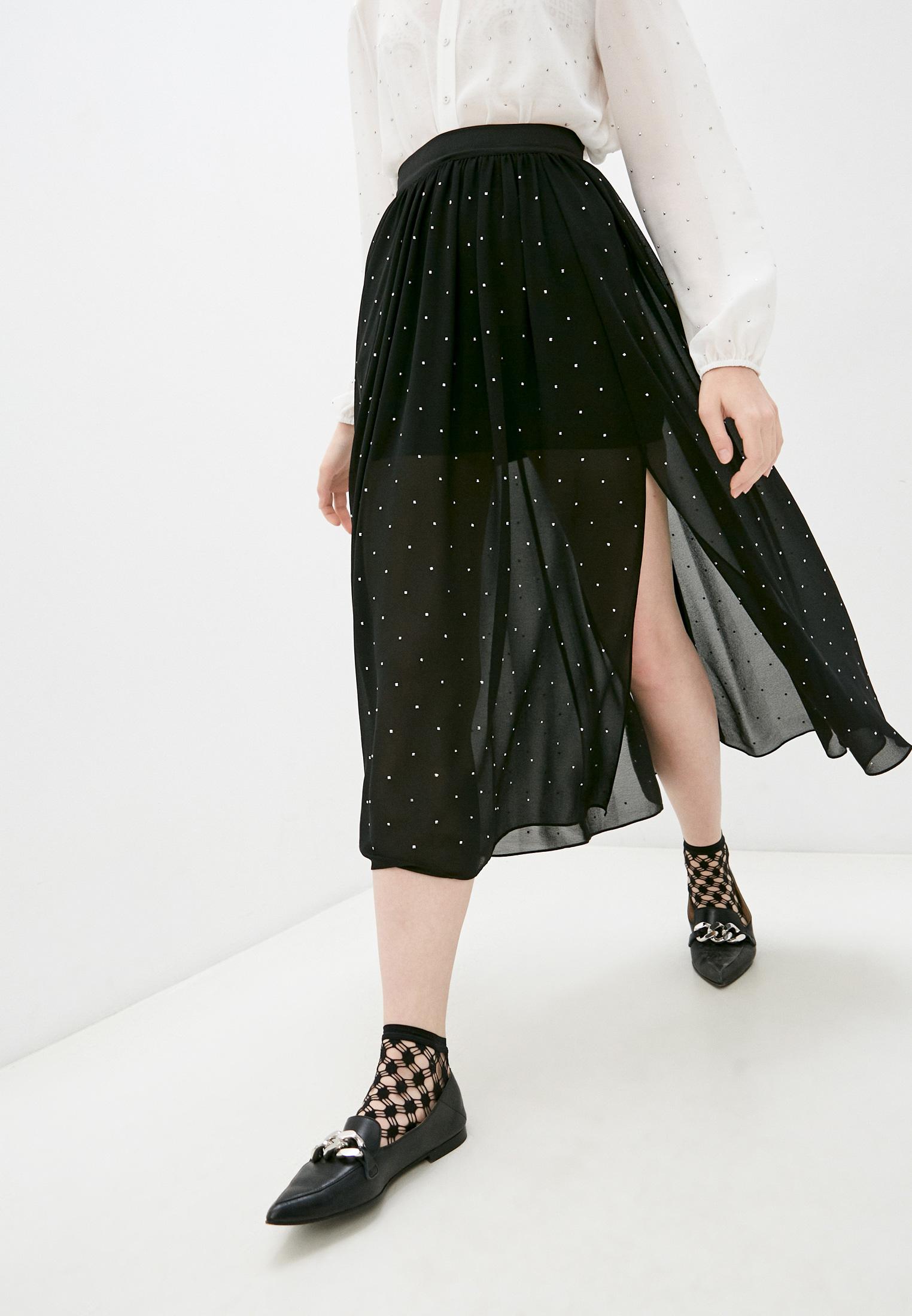 Широкая юбка Patrizia Pepe (Патриция Пепе) 8G0223 A8U8