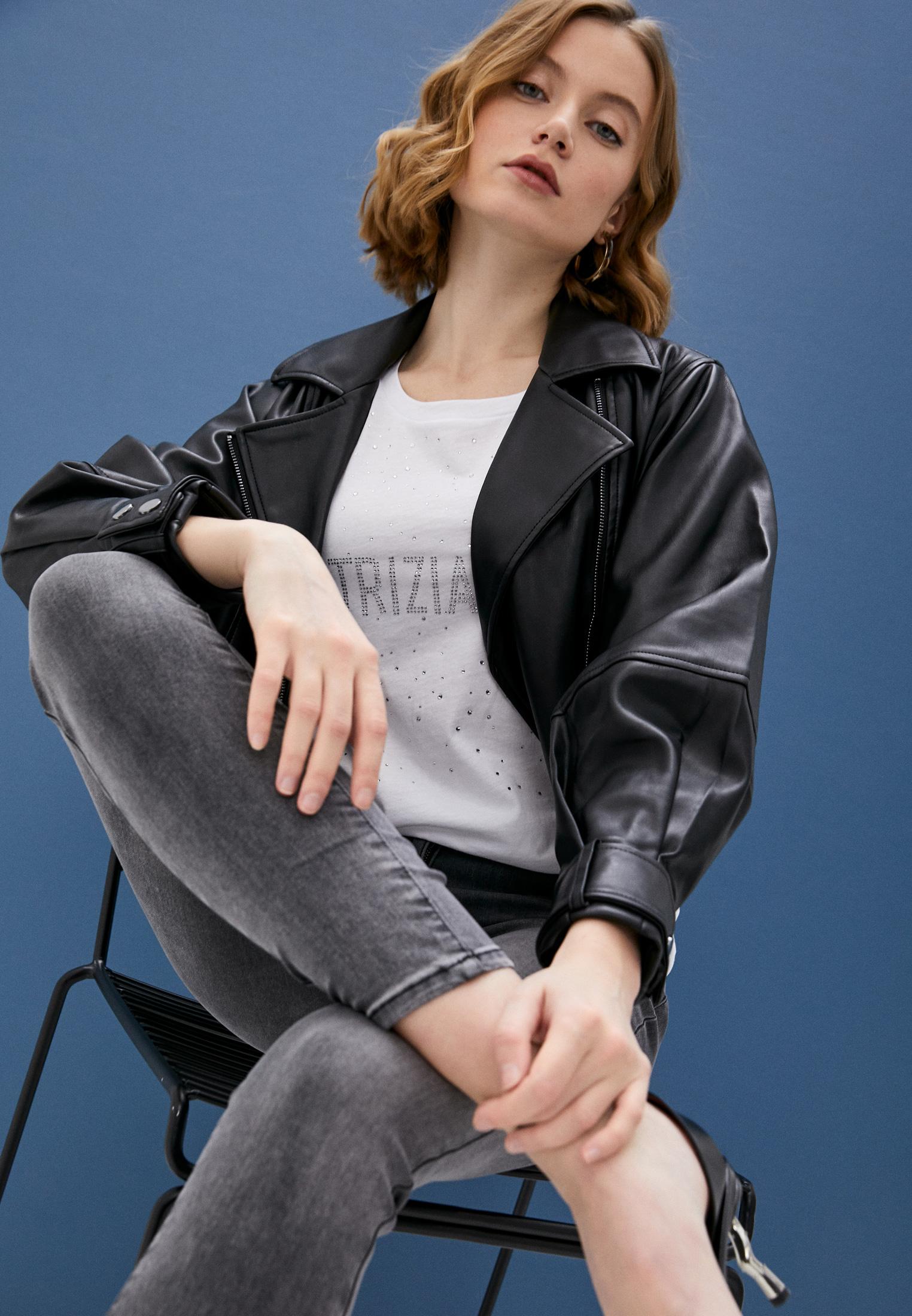 Зауженные джинсы Patrizia Pepe (Патриция Пепе) CJ0509 A1HIN: изображение 2