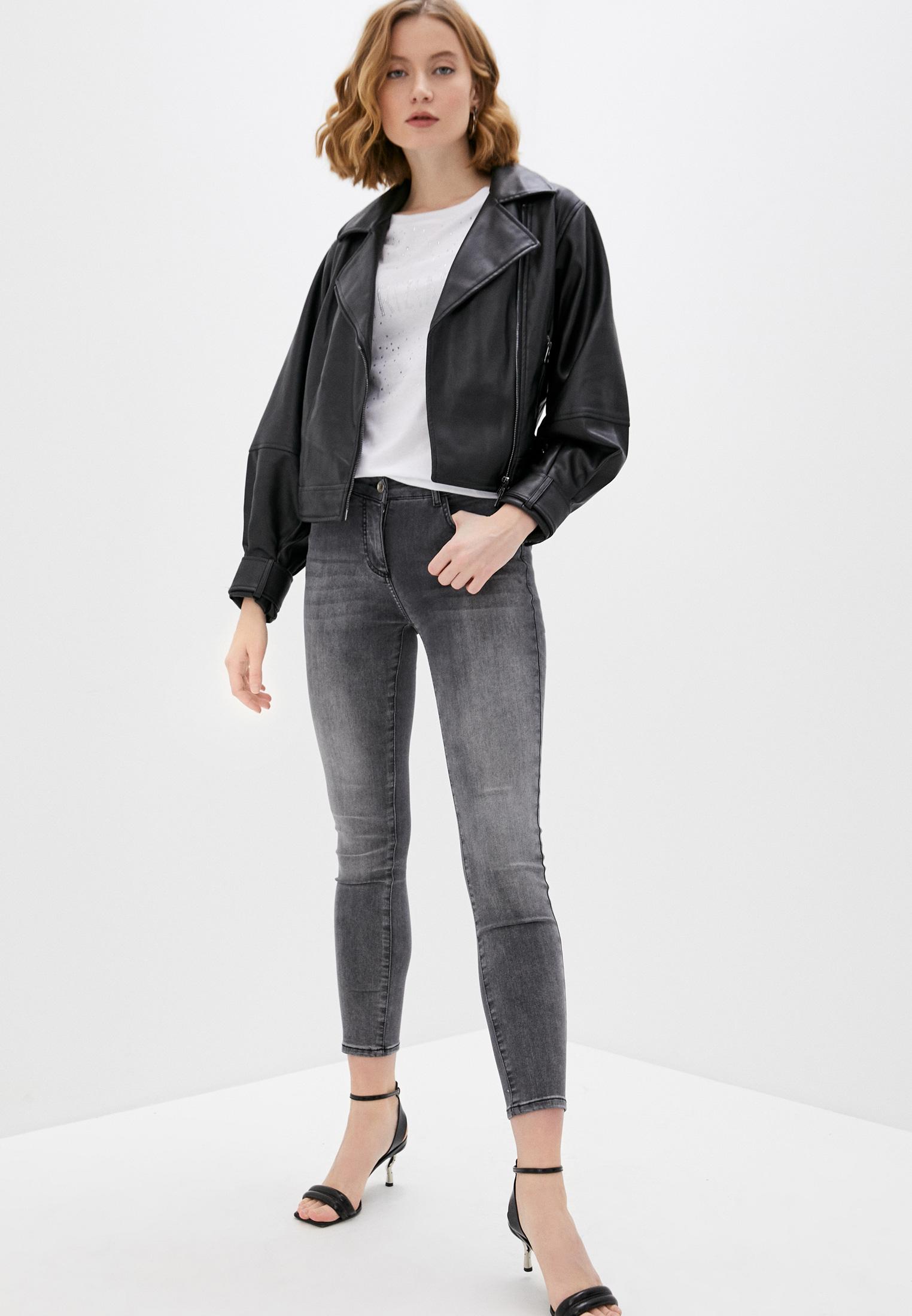 Зауженные джинсы Patrizia Pepe (Патриция Пепе) CJ0509 A1HIN: изображение 3