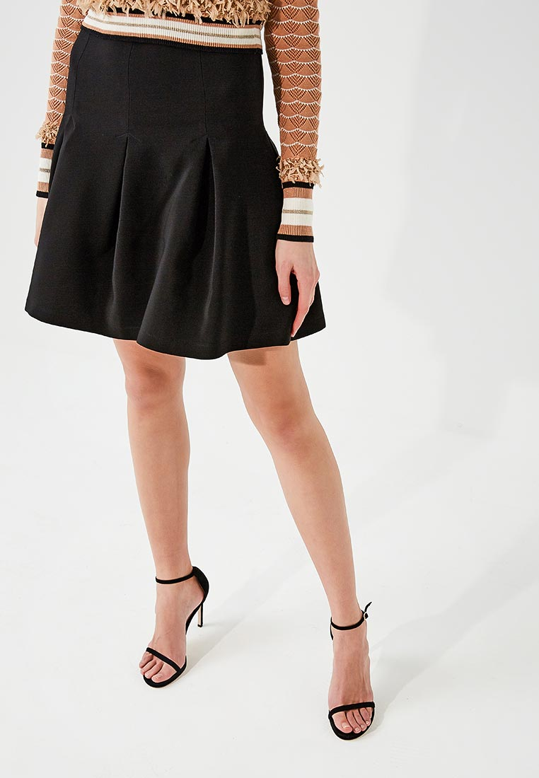 Широкая юбка Patrizia Pepe (Патриция Пепе) 8G0115/A3BH