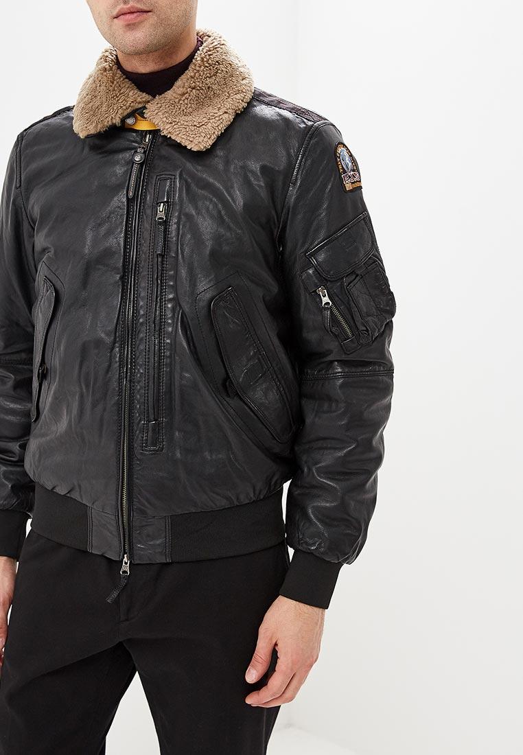 Кожаная куртка Parajumpers le01