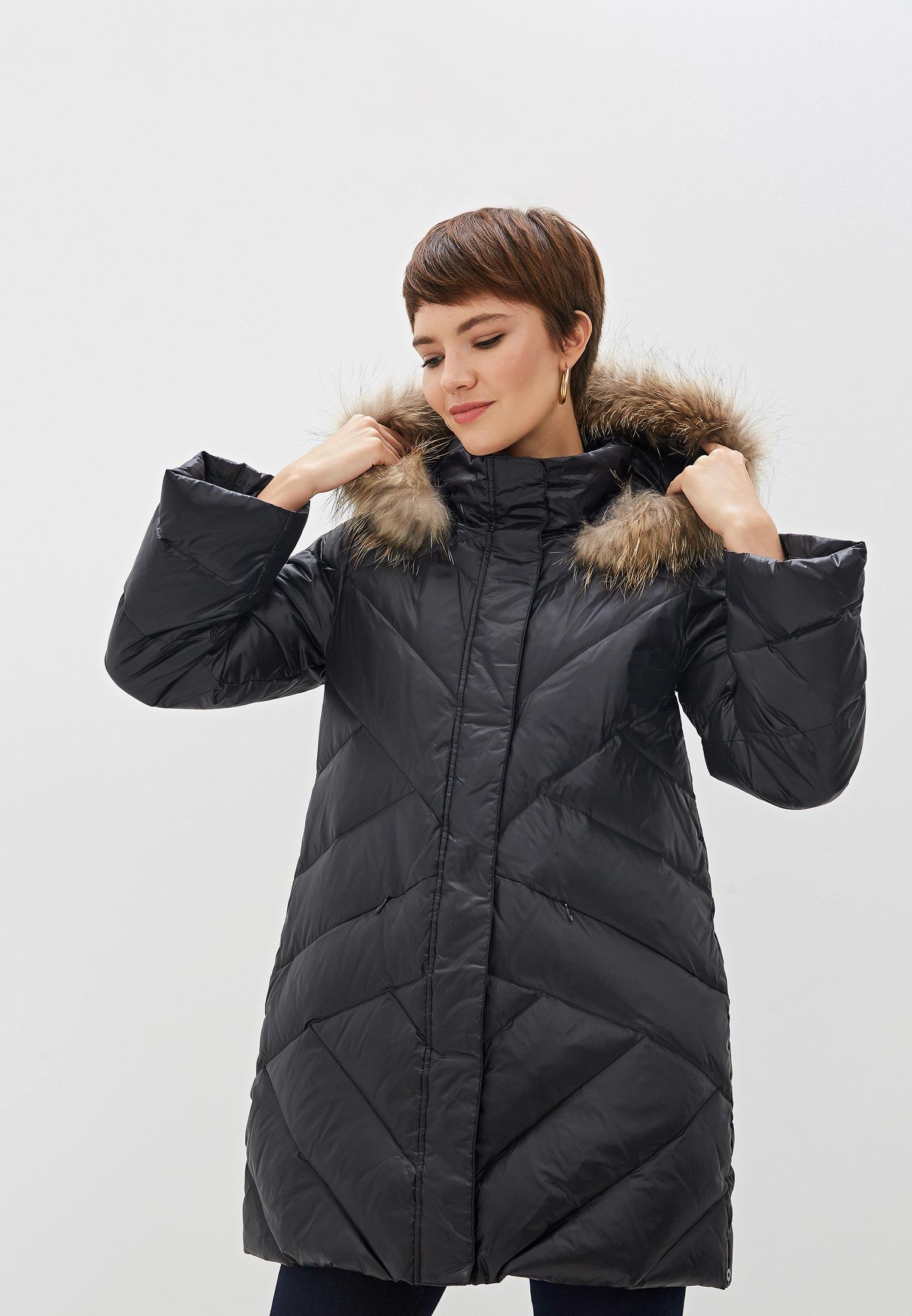 Утепленная куртка Pennyblack (Пенни Блэк) 34945019