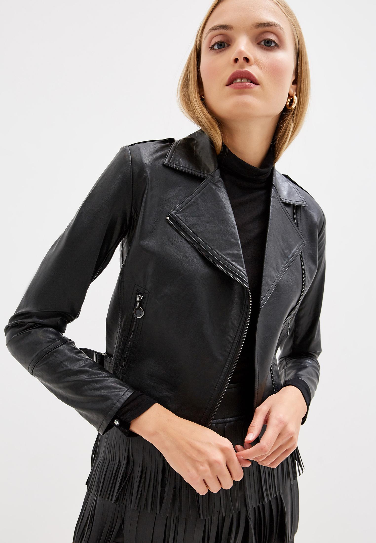 Кожаная куртка Pennyblack (Пенни Блэк) 39149919