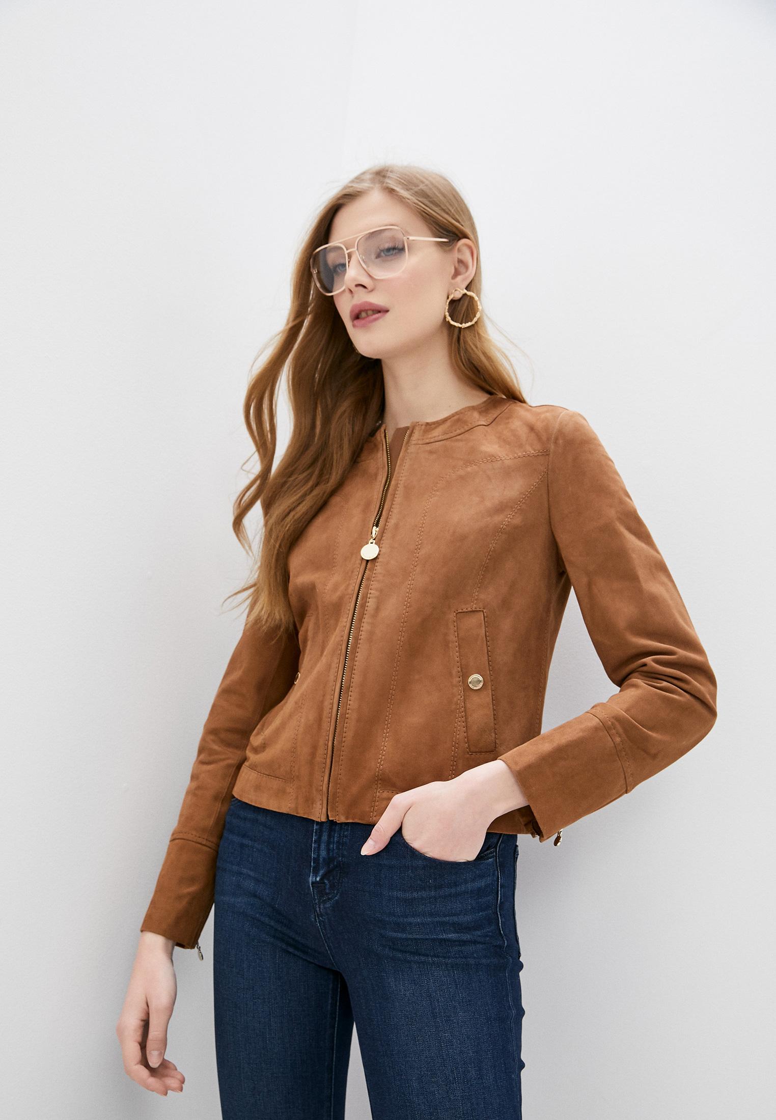 Кожаная куртка Pennyblack (Пенни Блэк) 24415020