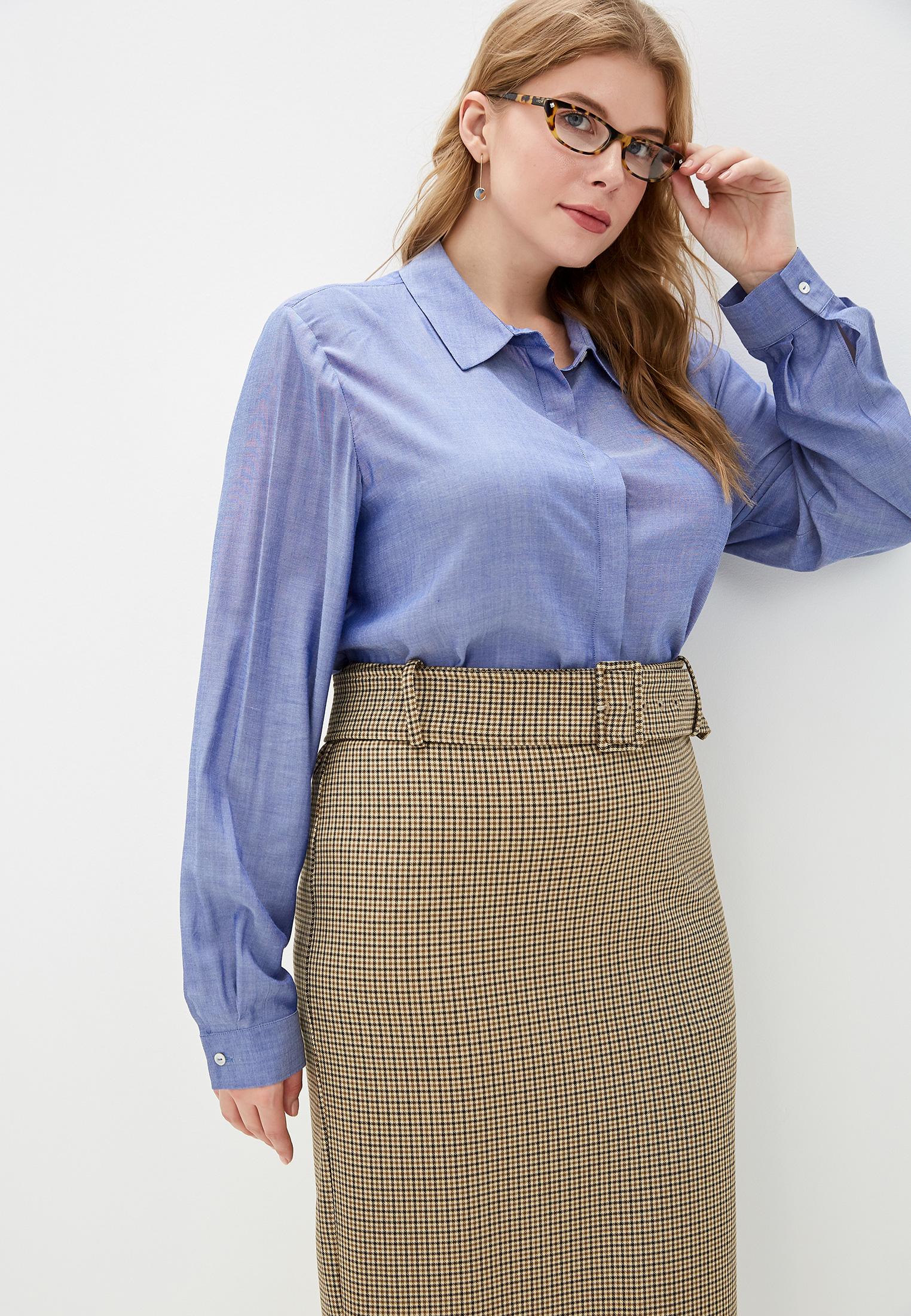 Женские рубашки с длинным рукавом Persona by Marina Rinaldi 1113269