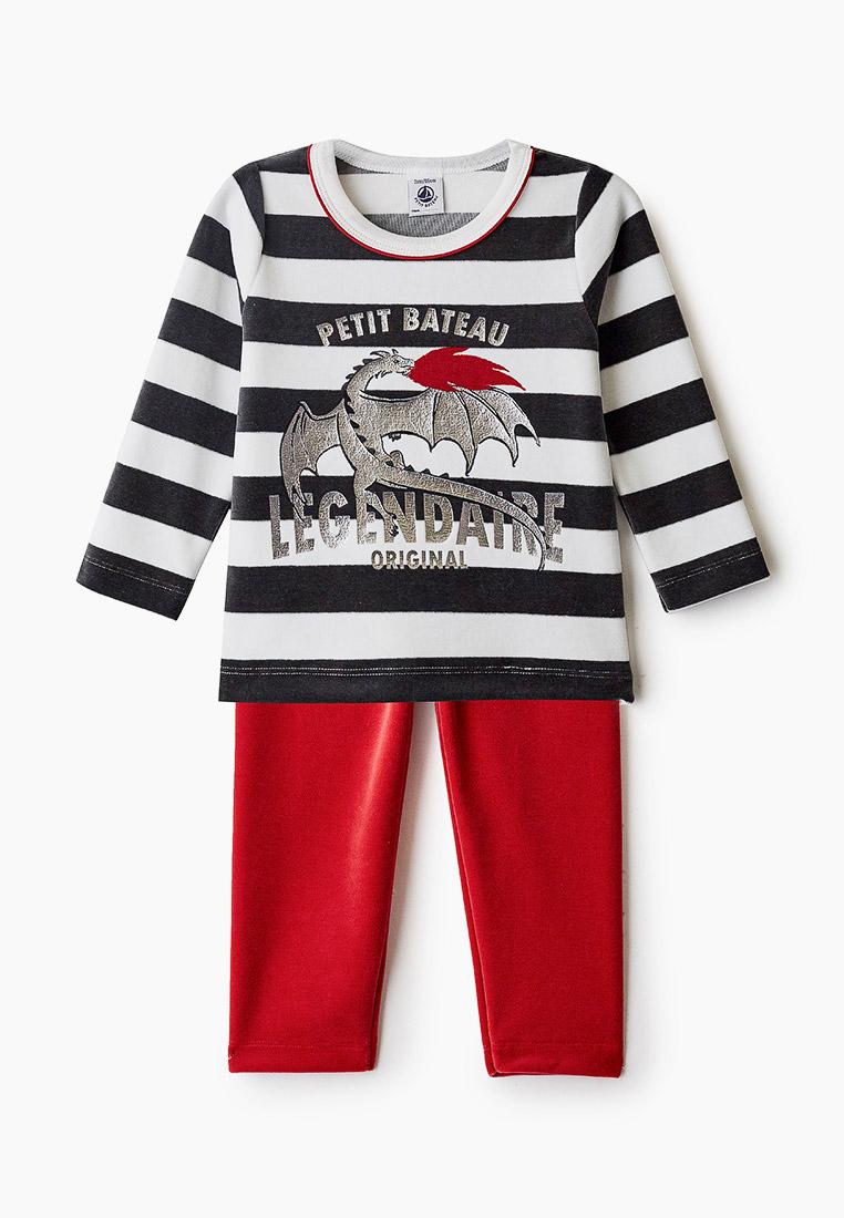 Пижамы для мальчиков Petit Bateau 51051