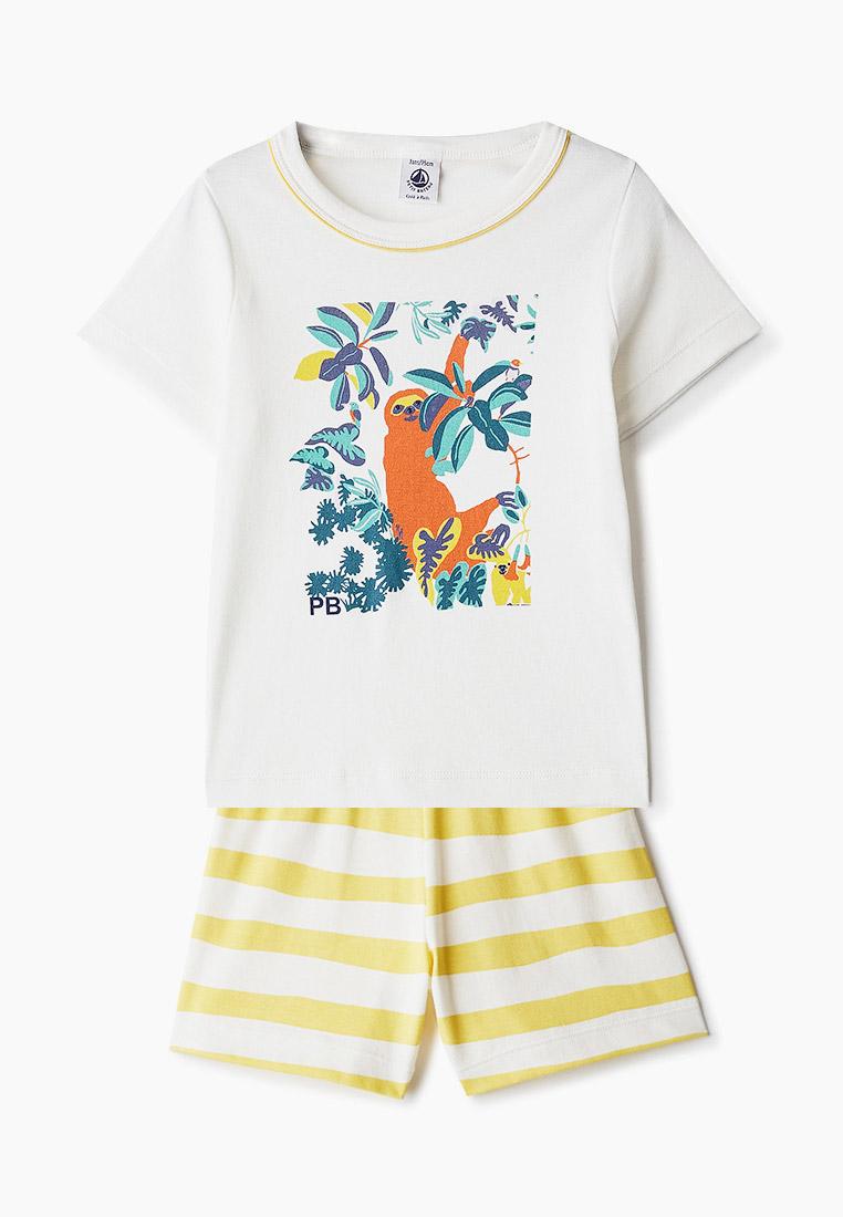 Пижамы для мальчиков Petit Bateau 56026