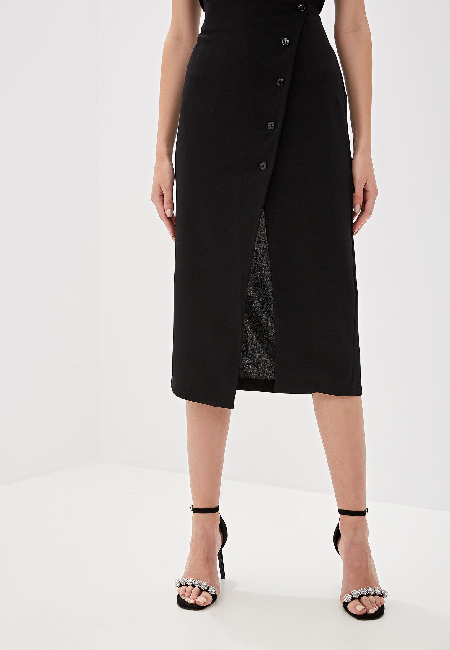 Прямая юбка PERFECT J PJ 219-1017