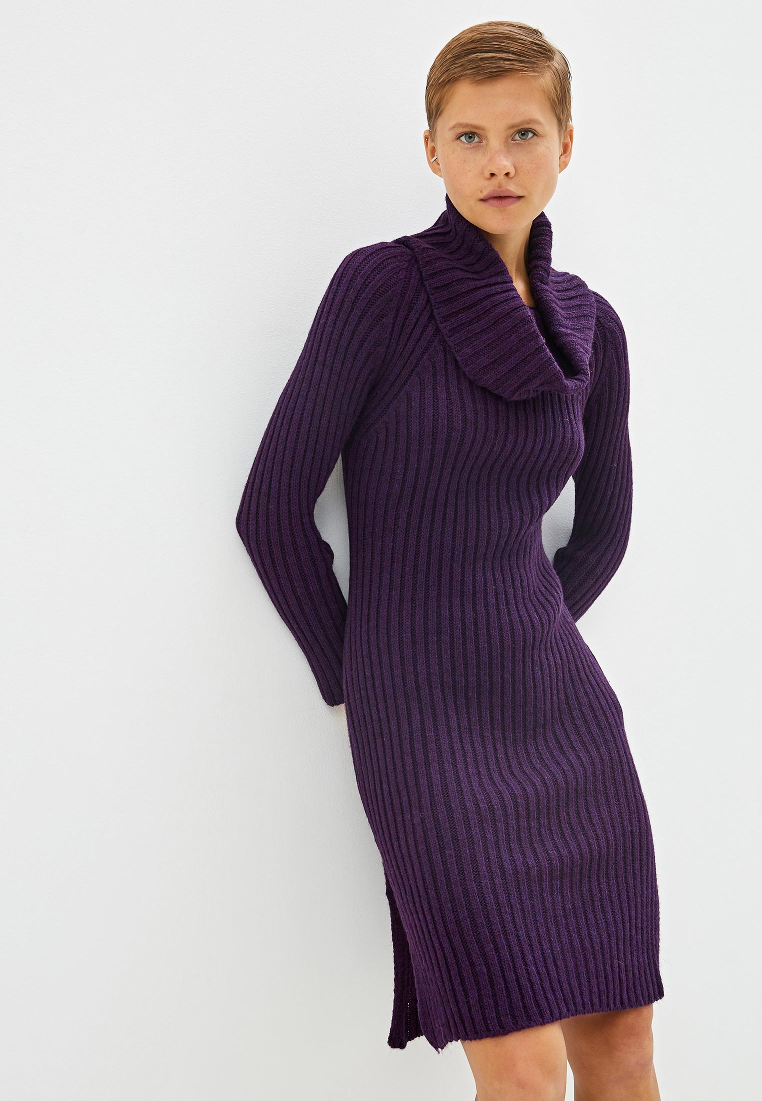 Вязаное платье PERFECT J PJ 219-2025