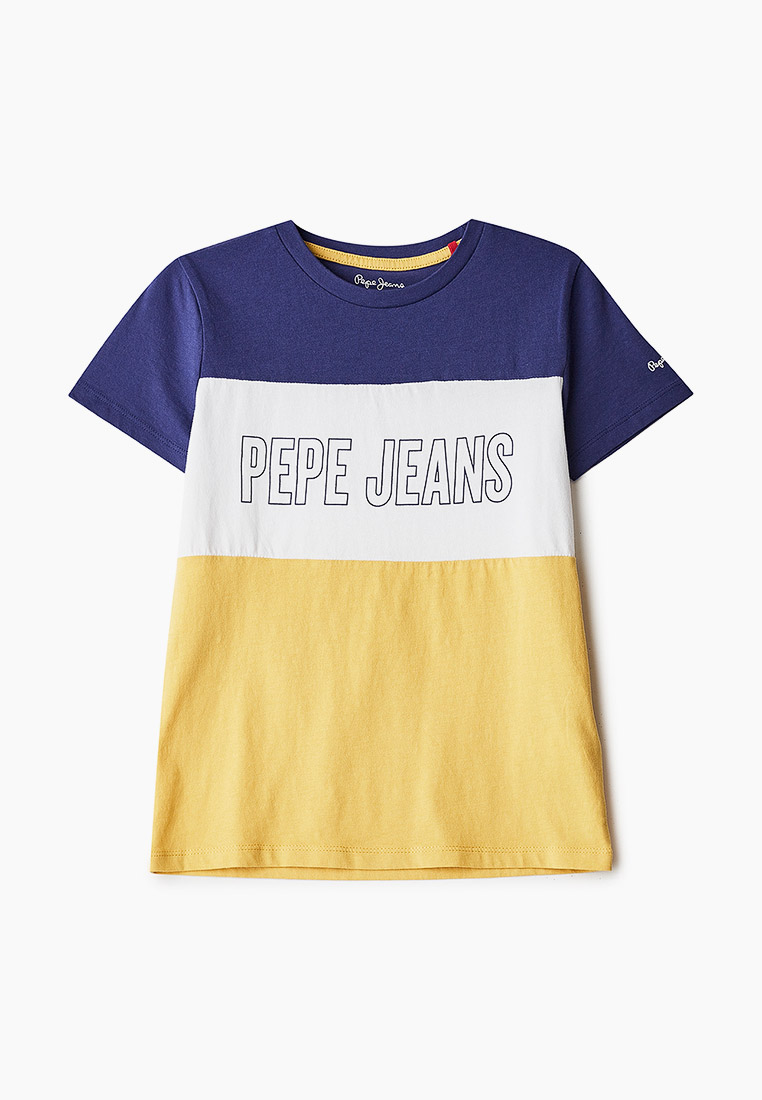 Футболка с коротким рукавом Pepe Jeans (Пепе Джинс) PB502907