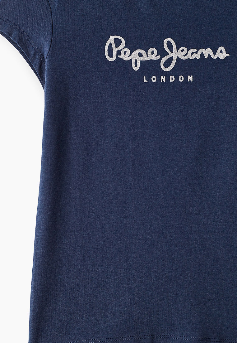 Футболка с коротким рукавом Pepe Jeans (Пепе Джинс) PG501567: изображение 3