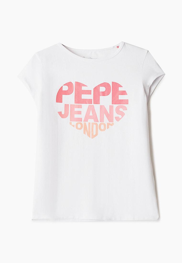 Футболка с коротким рукавом Pepe Jeans (Пепе Джинс) PG502433