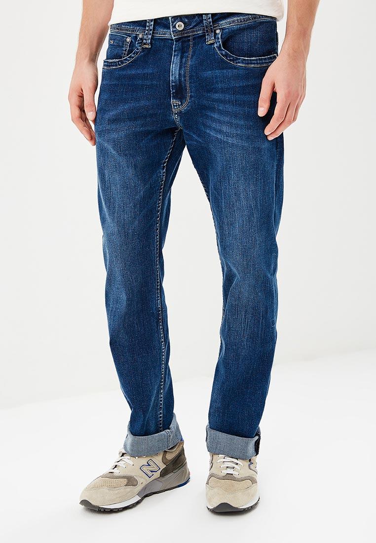 Мужские прямые джинсы Pepe Jeans (Пепе Джинс) PM200124CG1