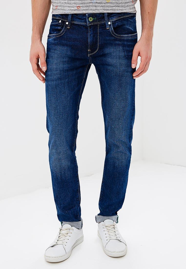 Мужские прямые джинсы Pepe Jeans (Пепе Джинс) PM200823WX1