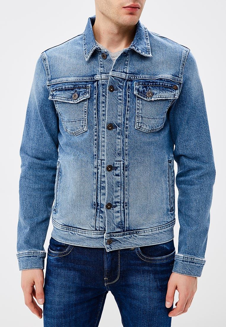 Джинсовая куртка Pepe Jeans (Пепе Джинс) PM400815GG2