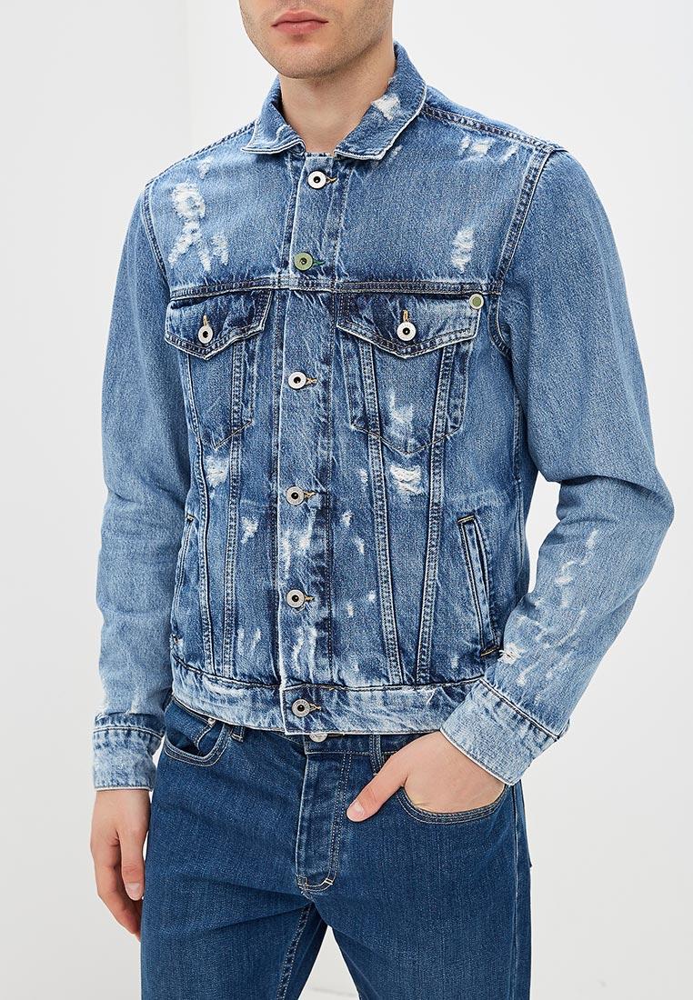 Джинсовая куртка Pepe Jeans (Пепе Джинс) PM400908WX4