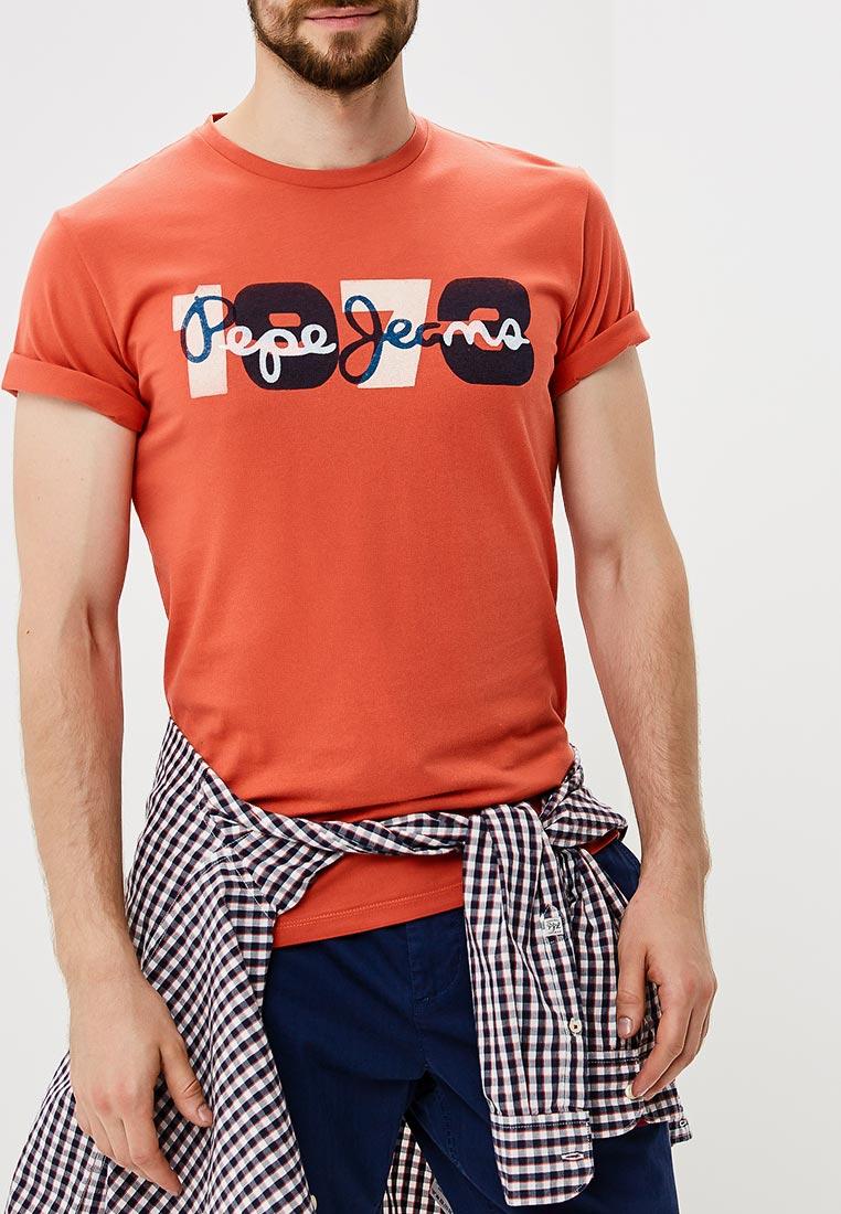 Футболка с коротким рукавом Pepe Jeans (Пепе Джинс) PM505670