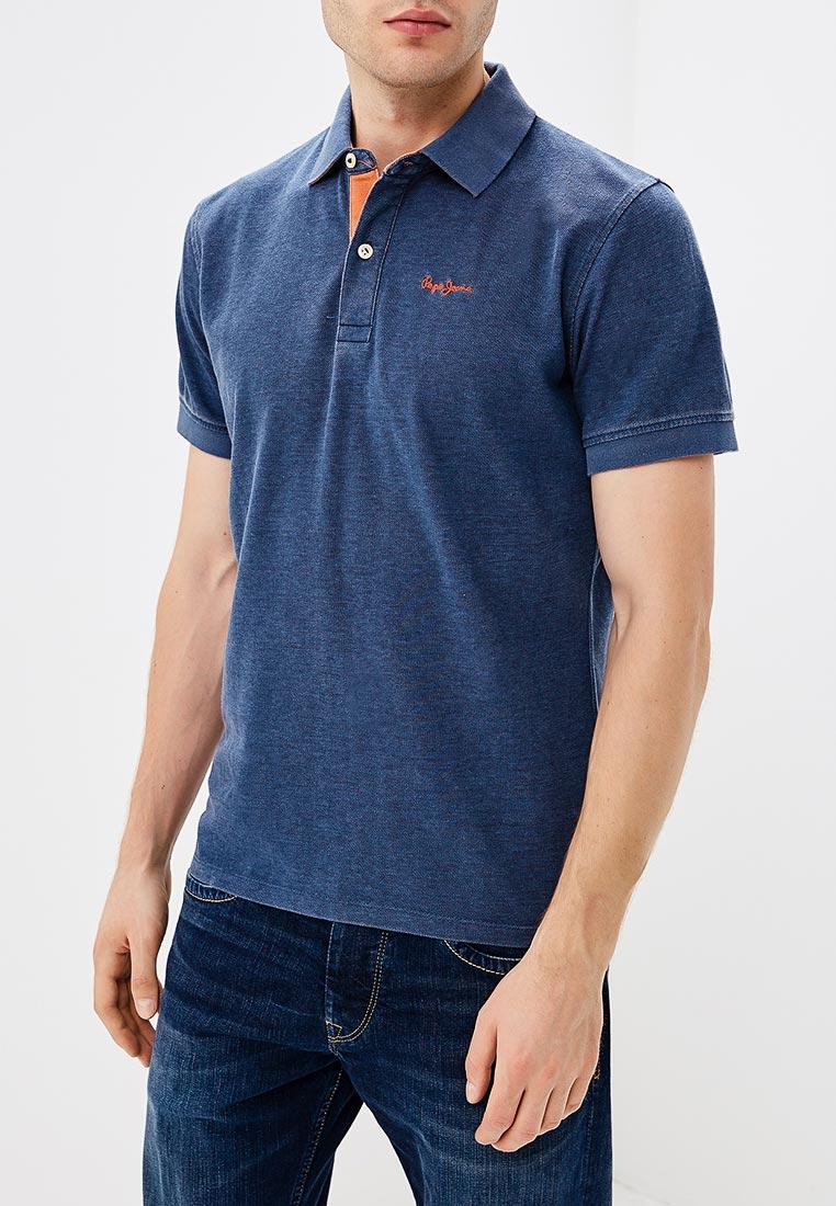 Мужские поло Pepe Jeans (Пепе Джинс) PM541068