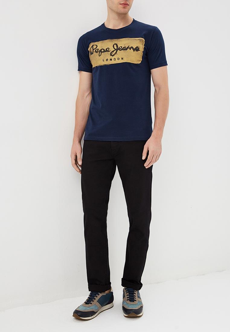 Футболка с коротким рукавом Pepe Jeans (Пепе Джинс) PM503215: изображение 10