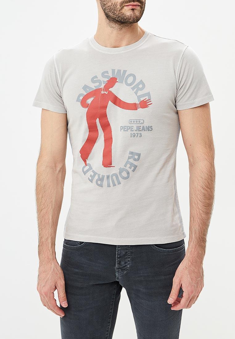 Футболка с коротким рукавом Pepe Jeans (Пепе Джинс) PM505926