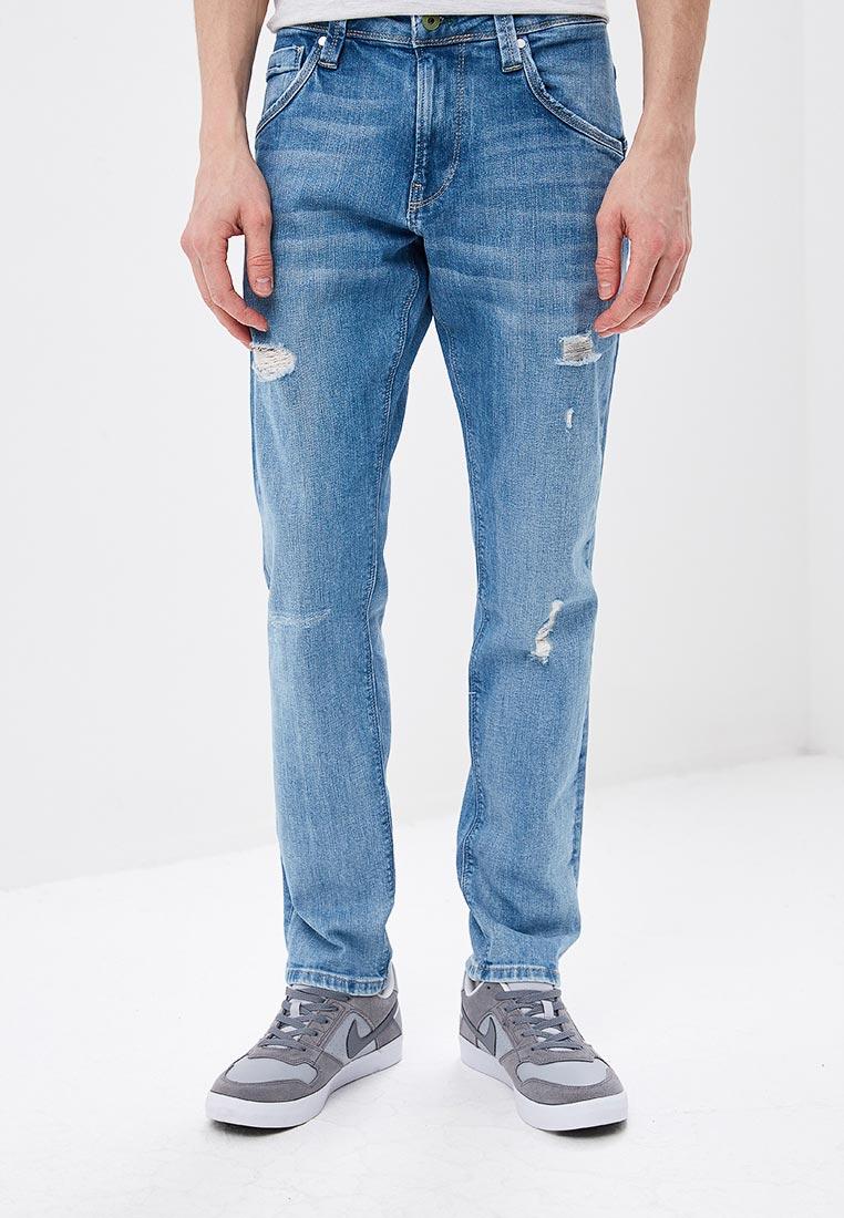 Мужские прямые джинсы Pepe Jeans (Пепе Джинс) PM201519WY6