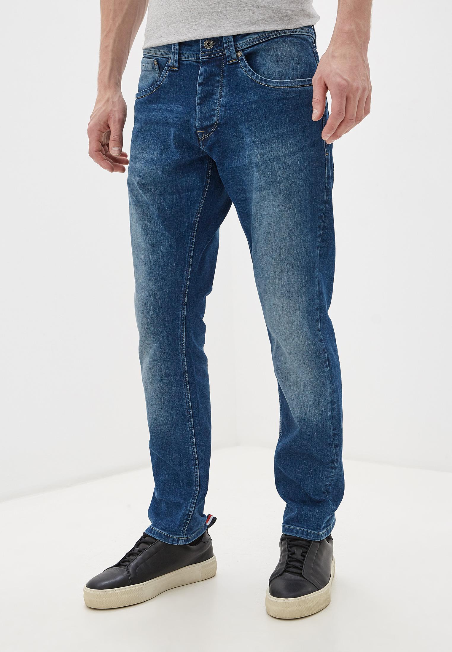Мужские прямые джинсы Pepe Jeans (Пепе Джинс) PM200124GS7