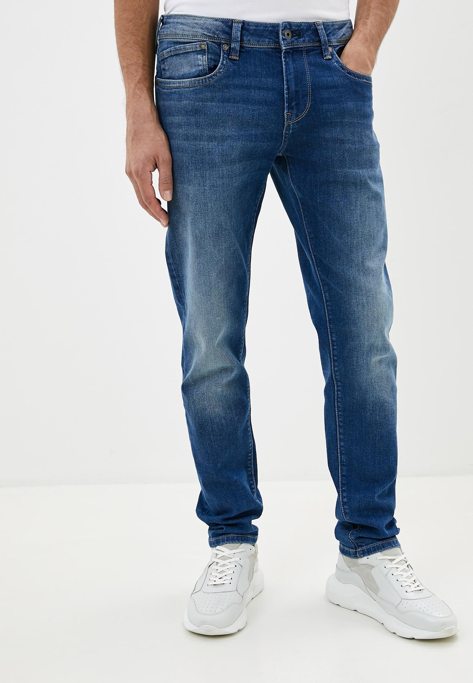 Мужские прямые джинсы Pepe Jeans (Пепе Джинс) PM200823GS7