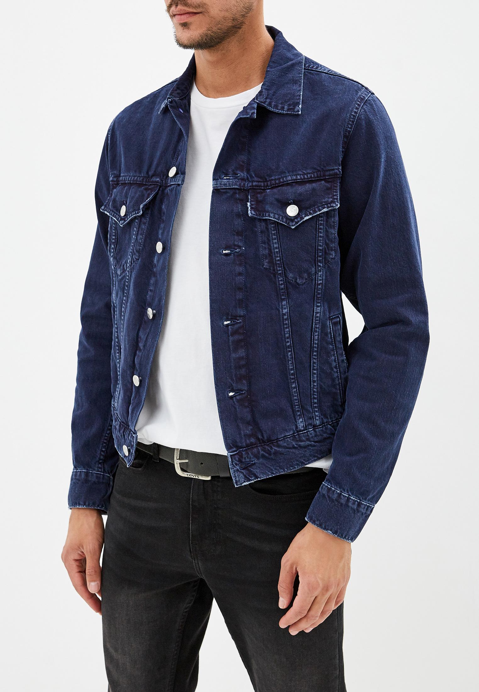 Джинсовая куртка Pepe Jeans (Пепе Джинс) PM402107YD3