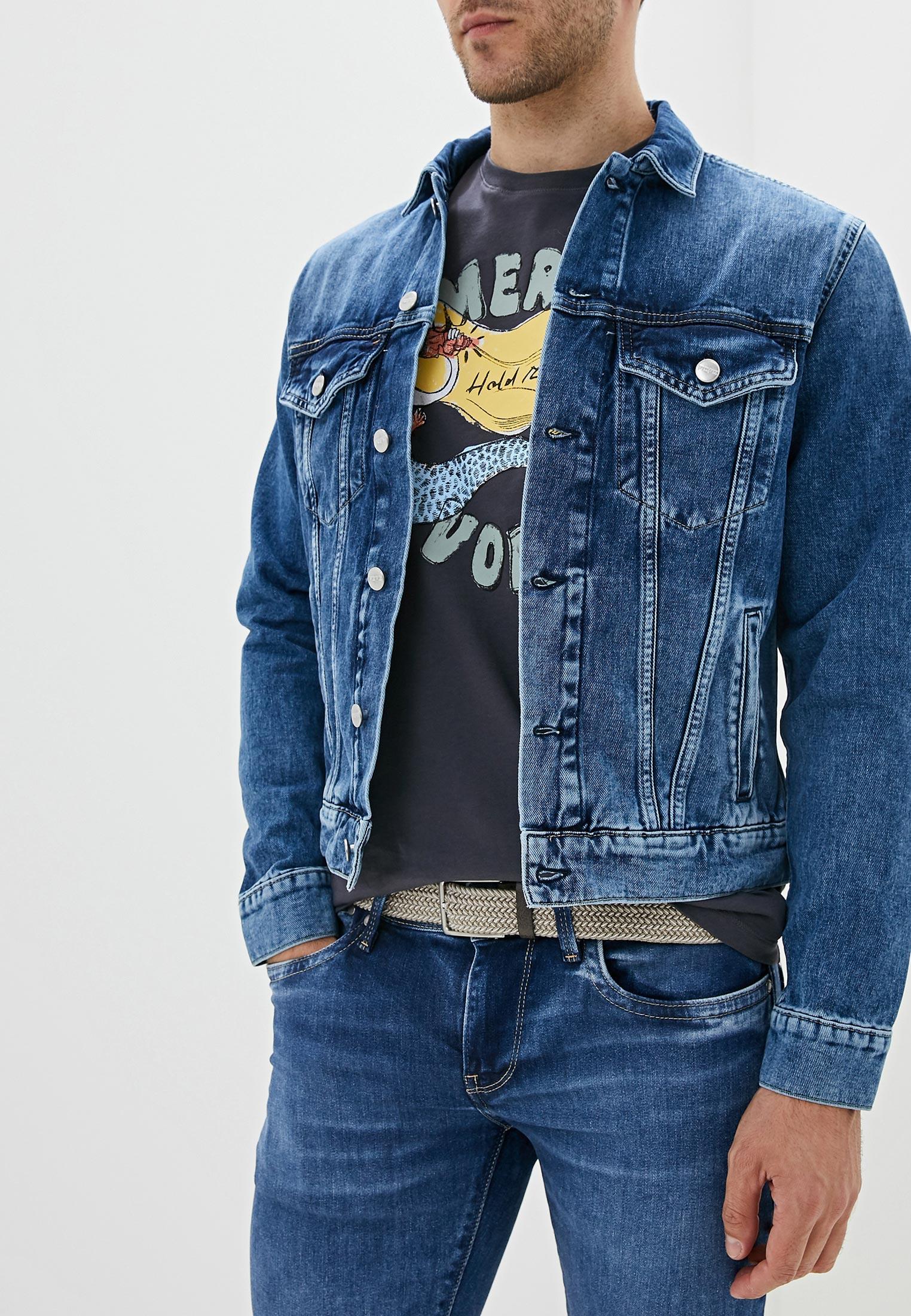 Джинсовая куртка Pepe Jeans (Пепе Джинс) PM400908CP5
