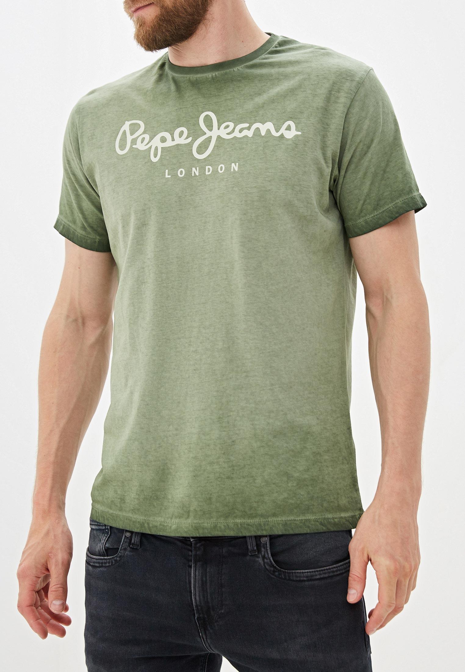 Футболка с коротким рукавом Pepe Jeans (Пепе Джинс) PM504032