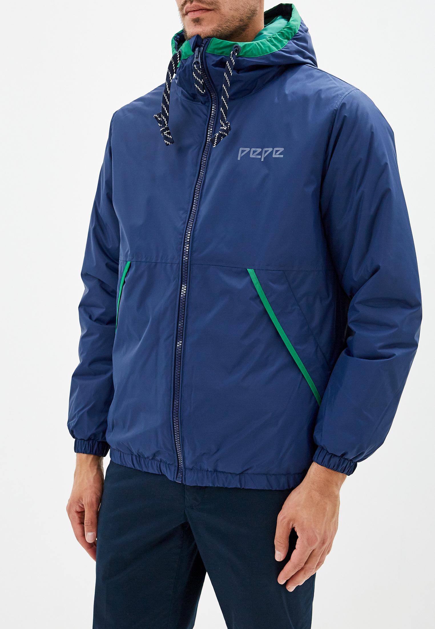 Утепленная куртка Pepe Jeans (Пепе Джинс) PM402098